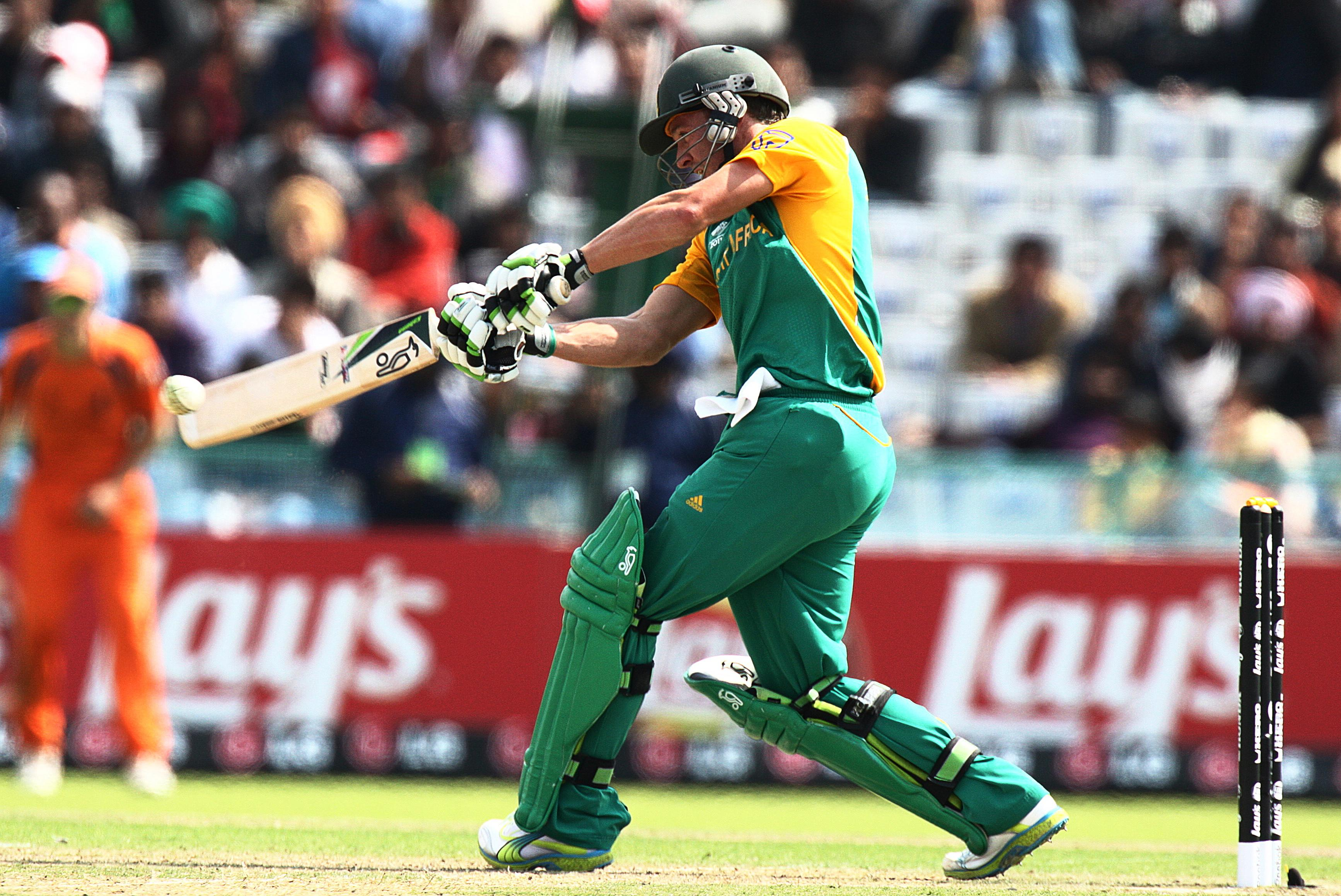 De Villiers sits fourth and second respectively on South Africa's all-time list of top run-scorers in Tests