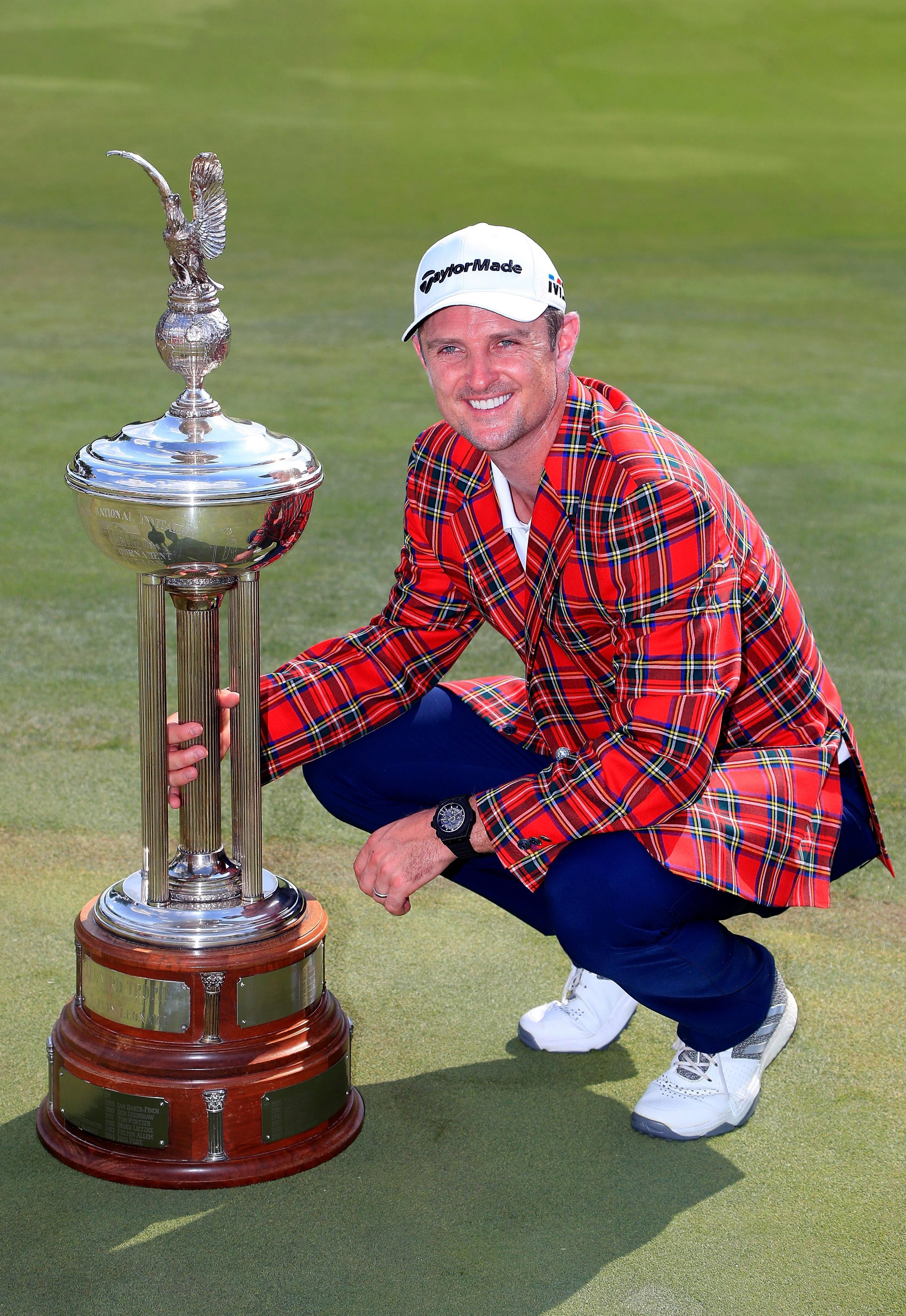 Justin Rose is hoping to land his tenth PGA Tour win at the US Open - after triumphing on the tricky Fort Worth Invitational course