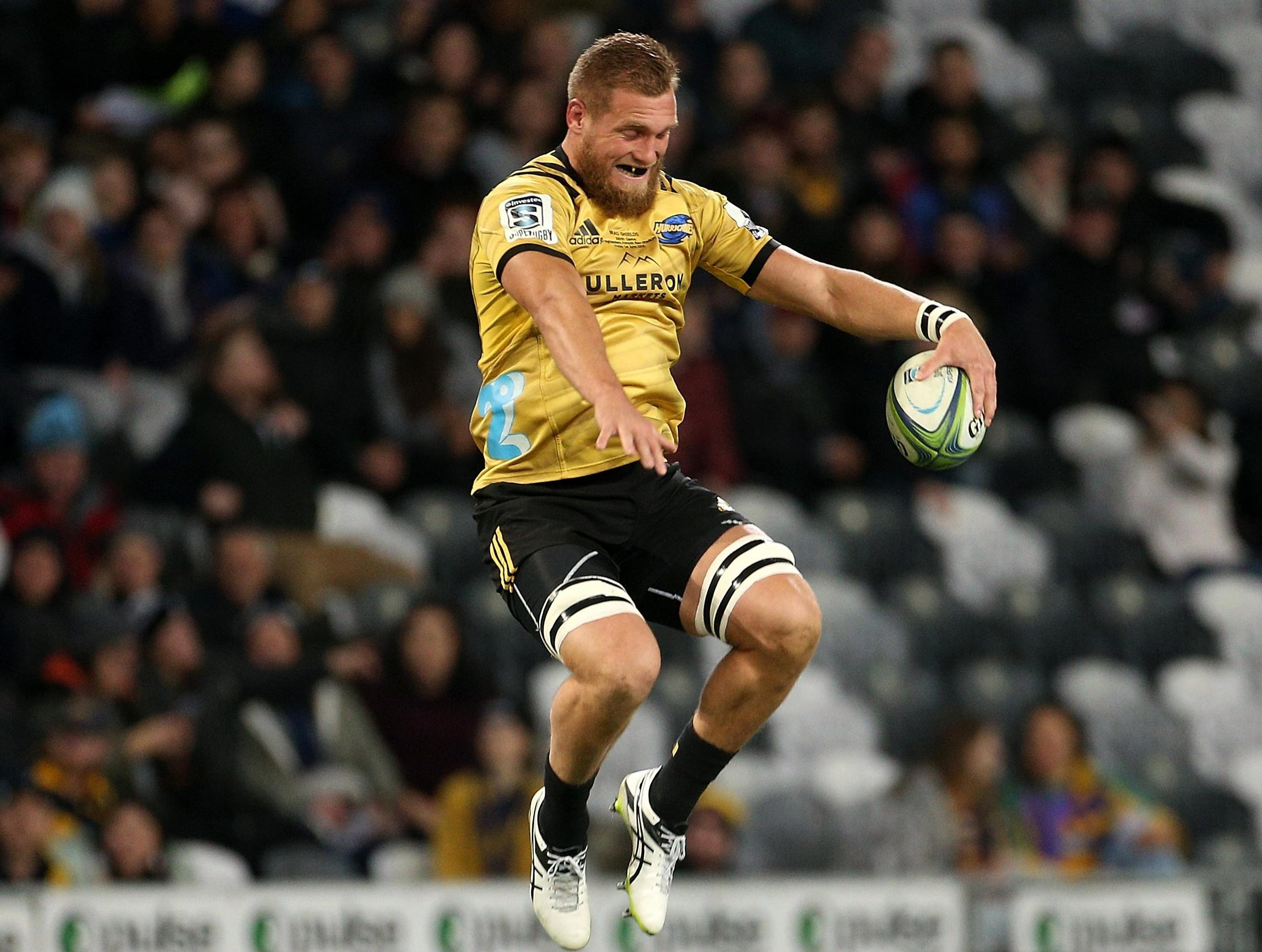 The RFU paid to buy out Brad Shields contract so he could join Wasps