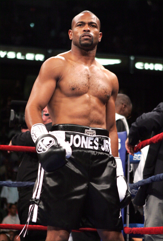 Roy Jones Jr is a boxing legend who admires Tyson Fury