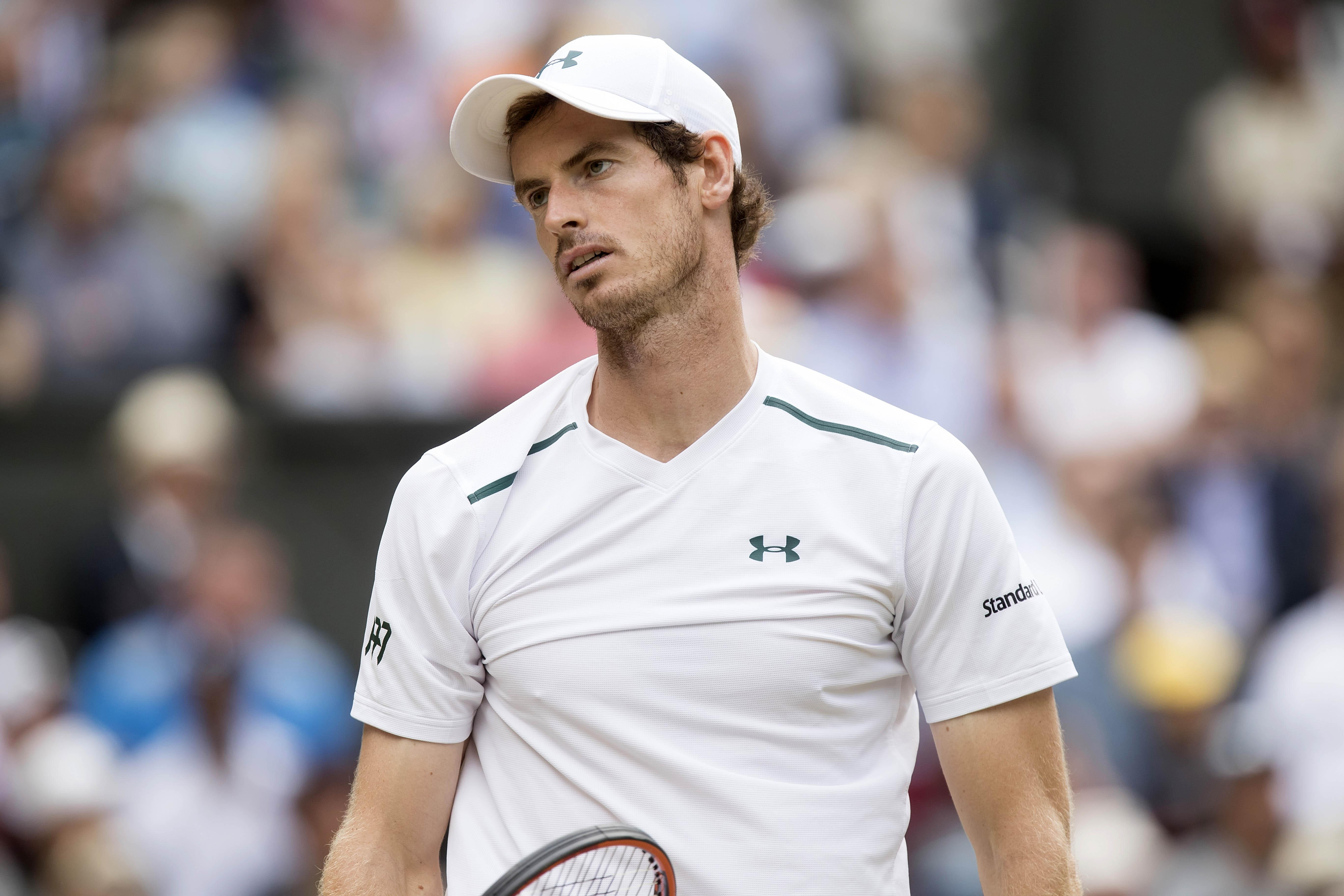 Murray has won Wimbledon twice but the odds are stacked against him to make it three this year