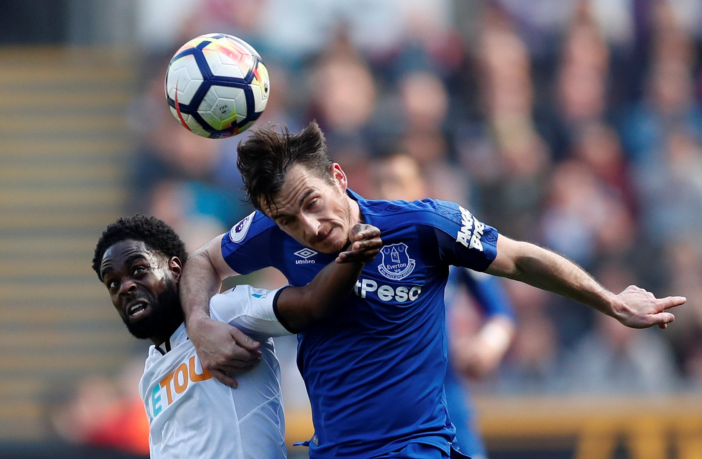 Everton want a long-term replacement for Leighton Baines