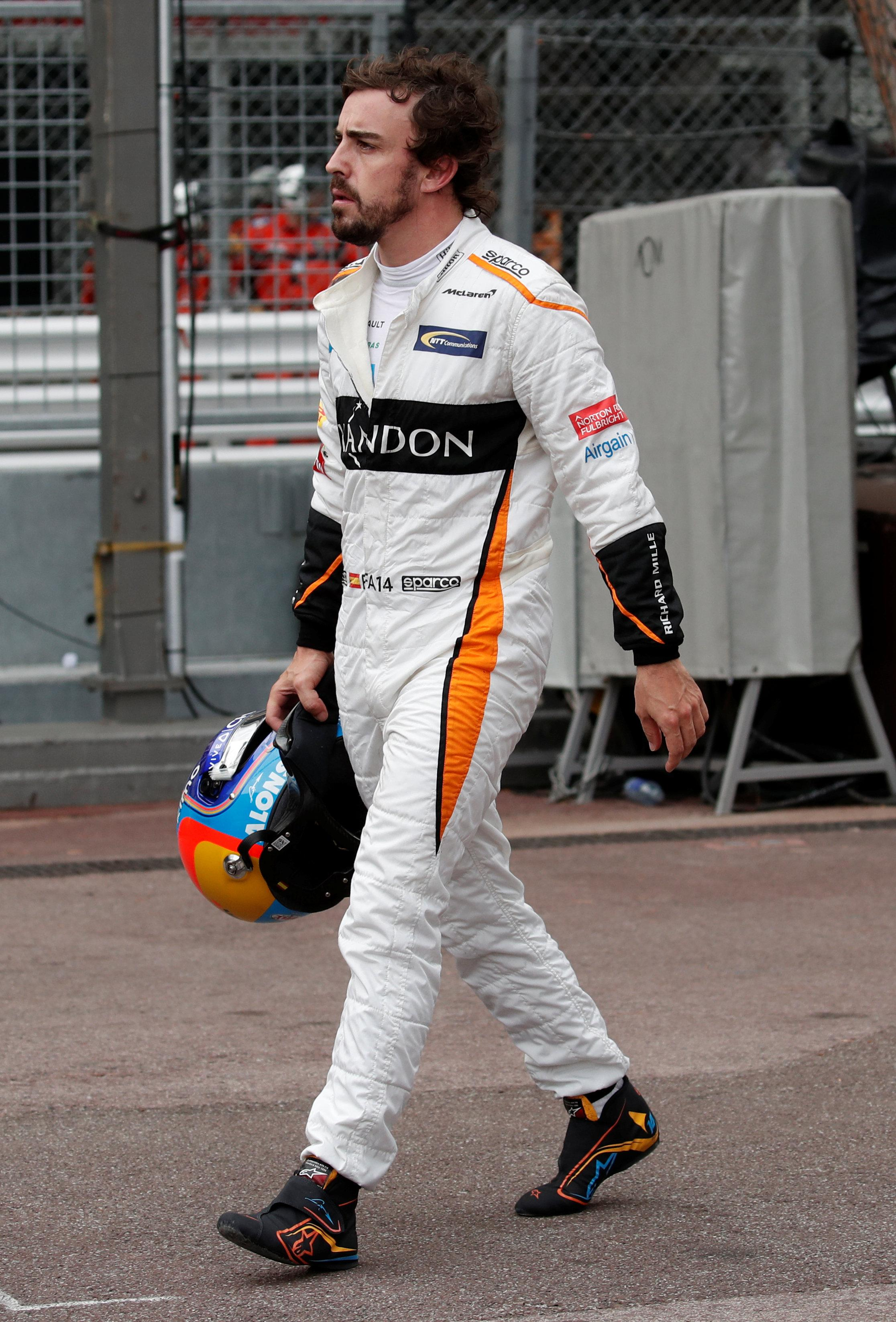 Fernando Alsonso joining the series would be a huge coup for the sport