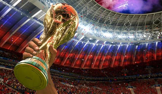 FIFA 18 owners will get the free World Cup mode and can even play as non-qualified teams such as Chile and Italy