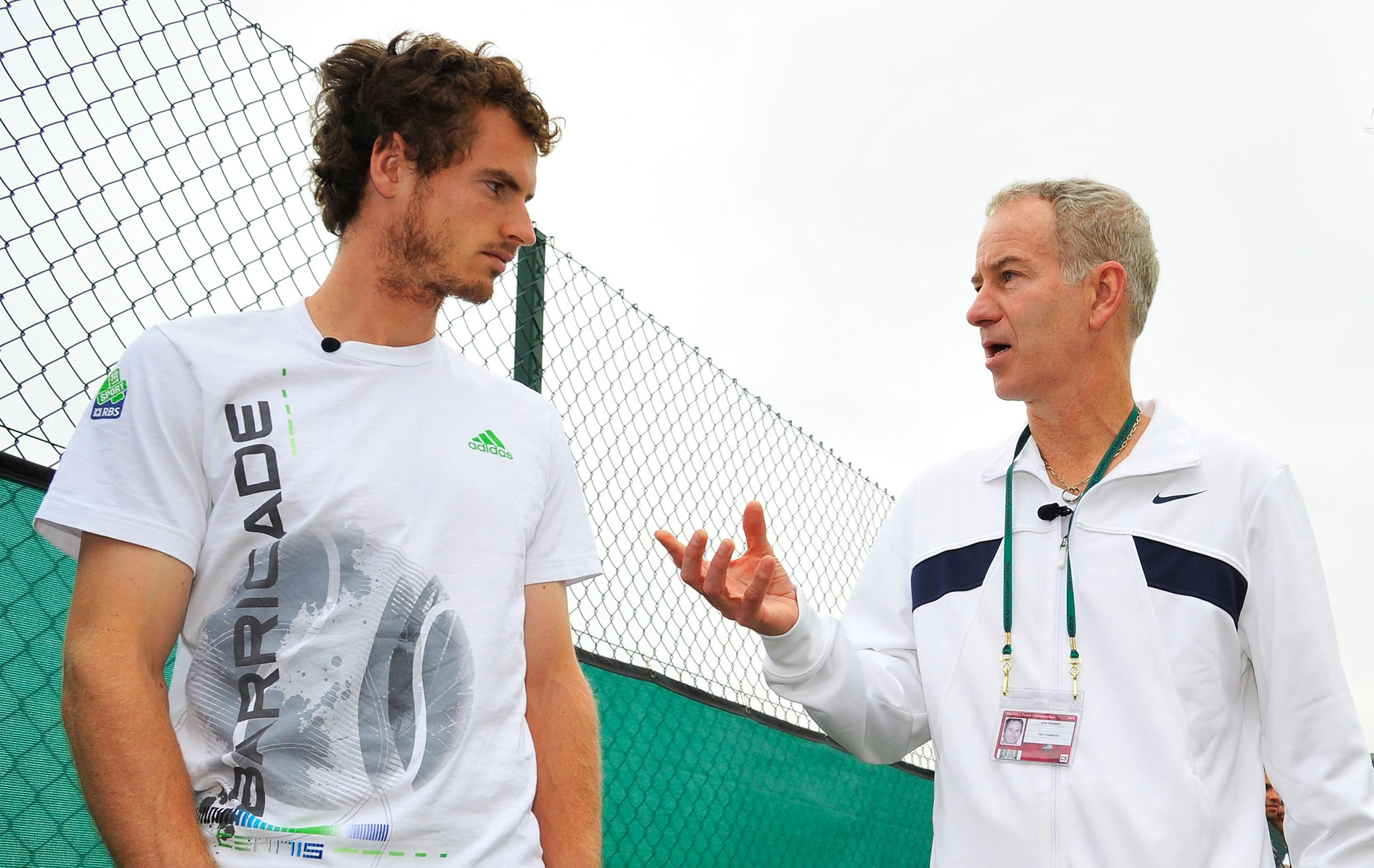 Andy Murray is struggling to be fit for Wimbledon