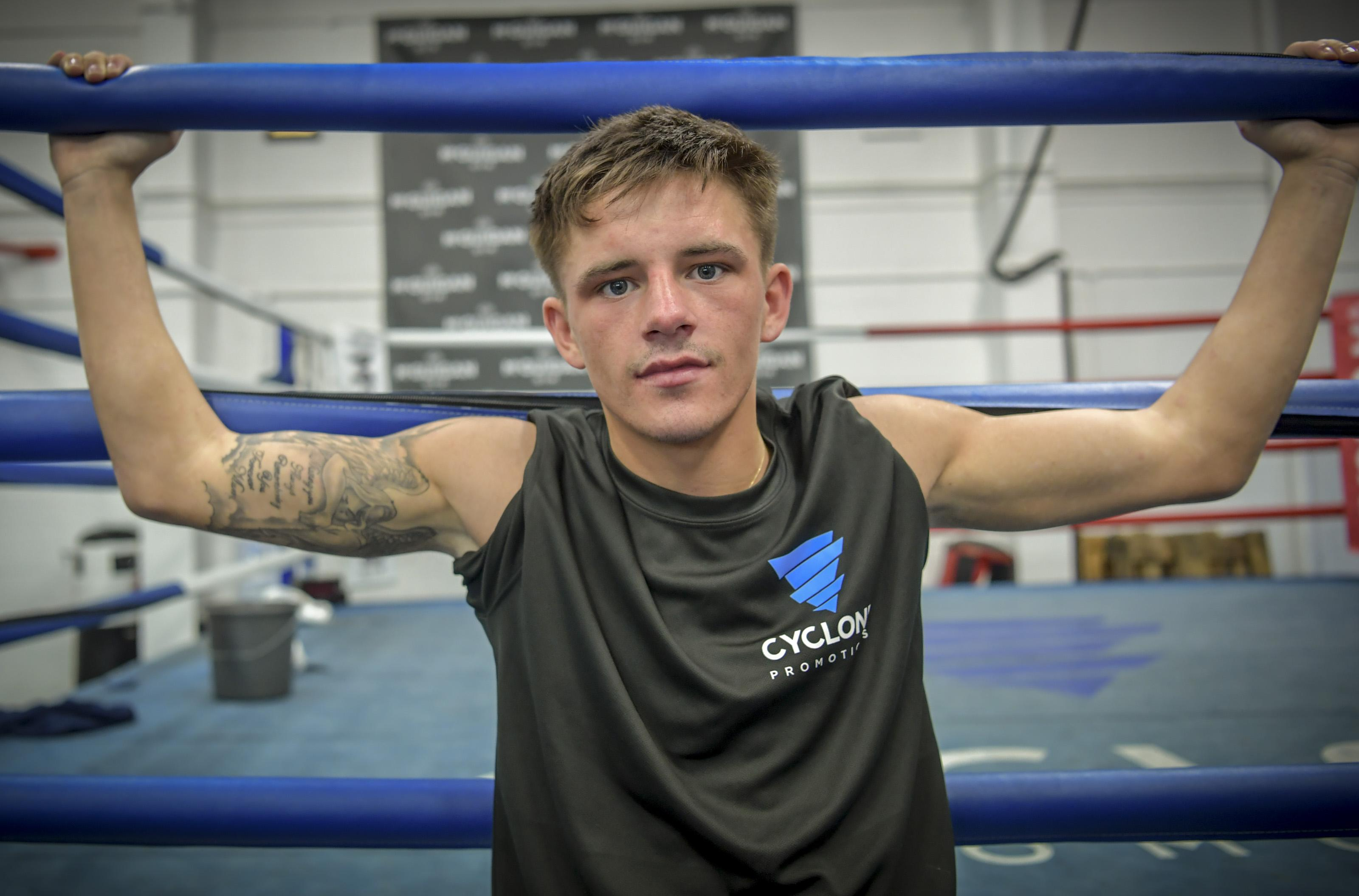 Lee McGregor is benefiting from ex-world champions Barry McGuigan's years of expertise