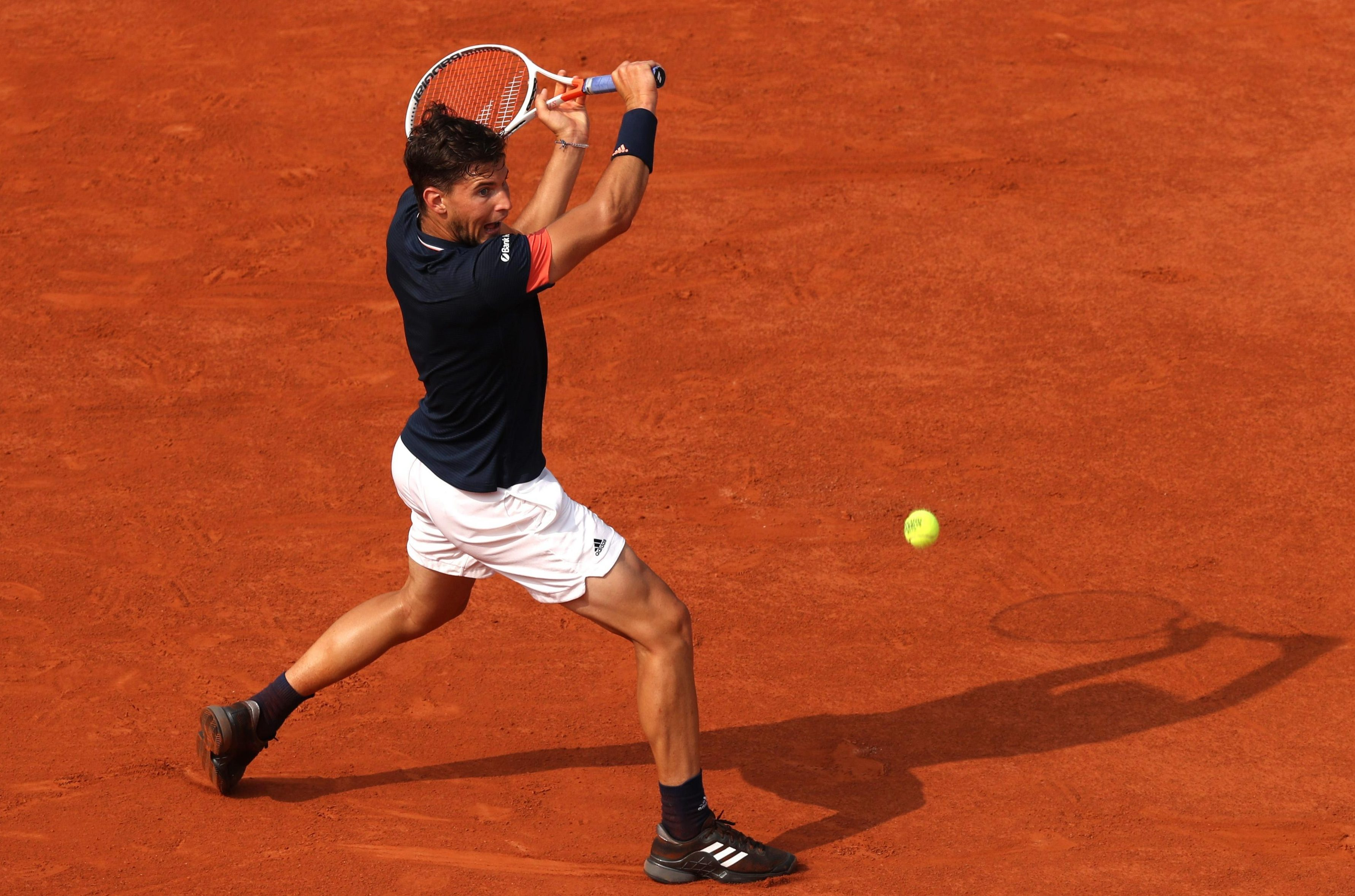 Thiem didn't make life easy for the tennis legend and Nadal himself said he believed the young star would win Roland Garros in the future