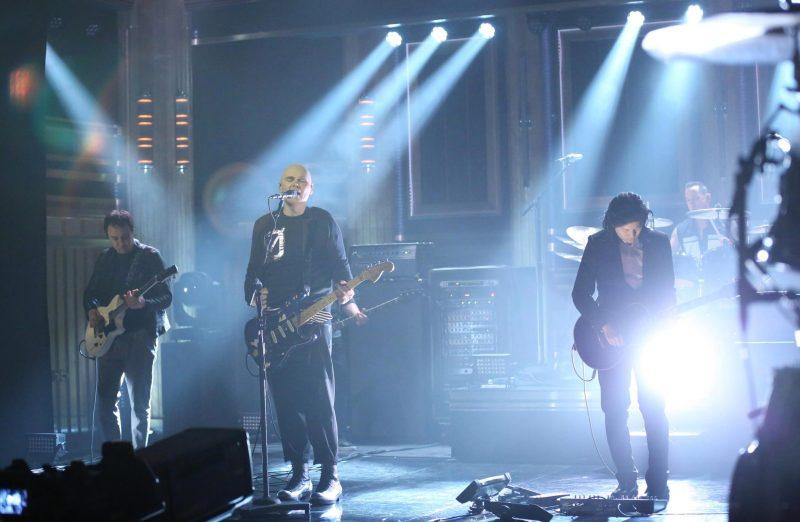 The Smashing Pumpkins will play a gig at Wembley Arena in 2018