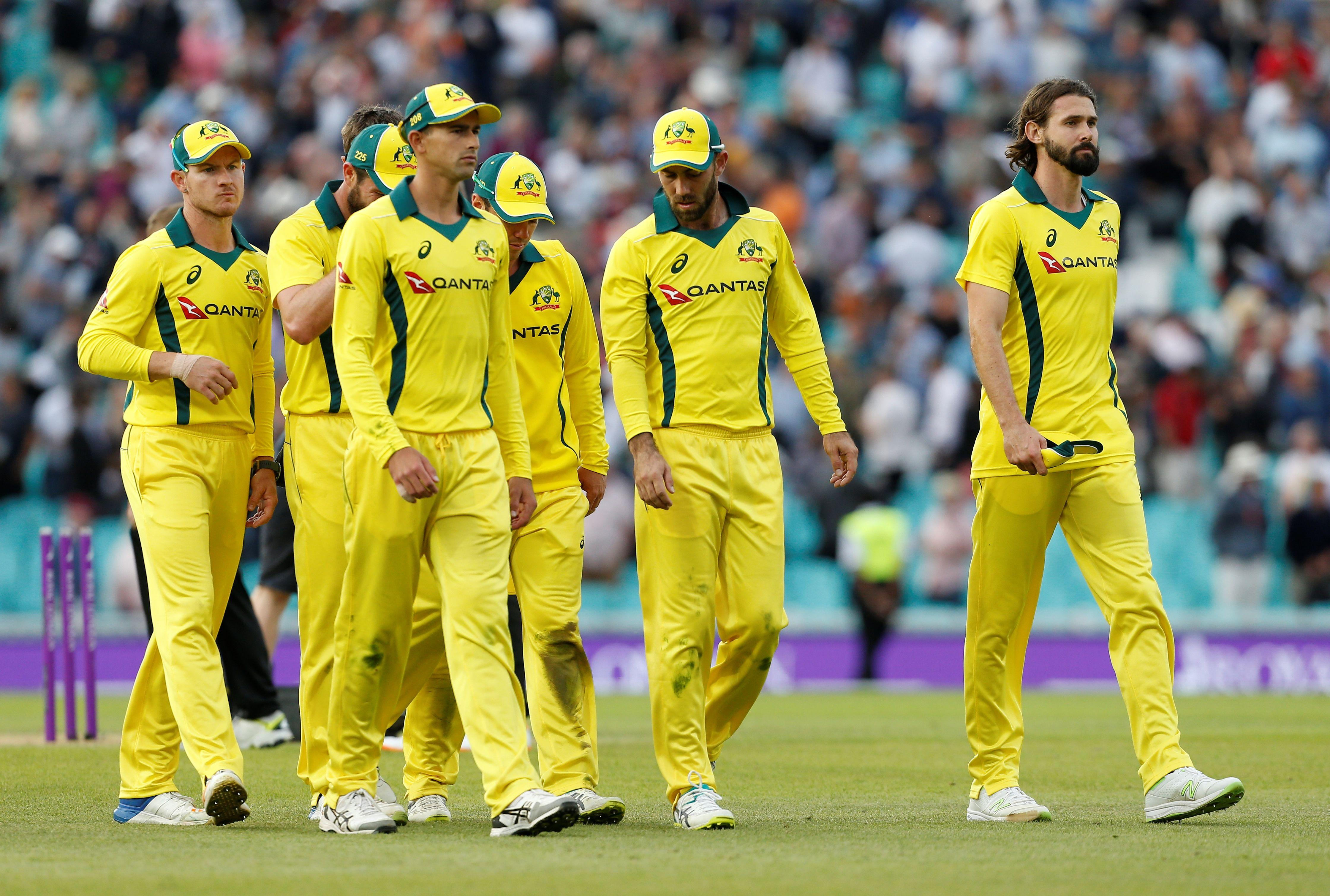 Australia struggled with the bat and will need to improve