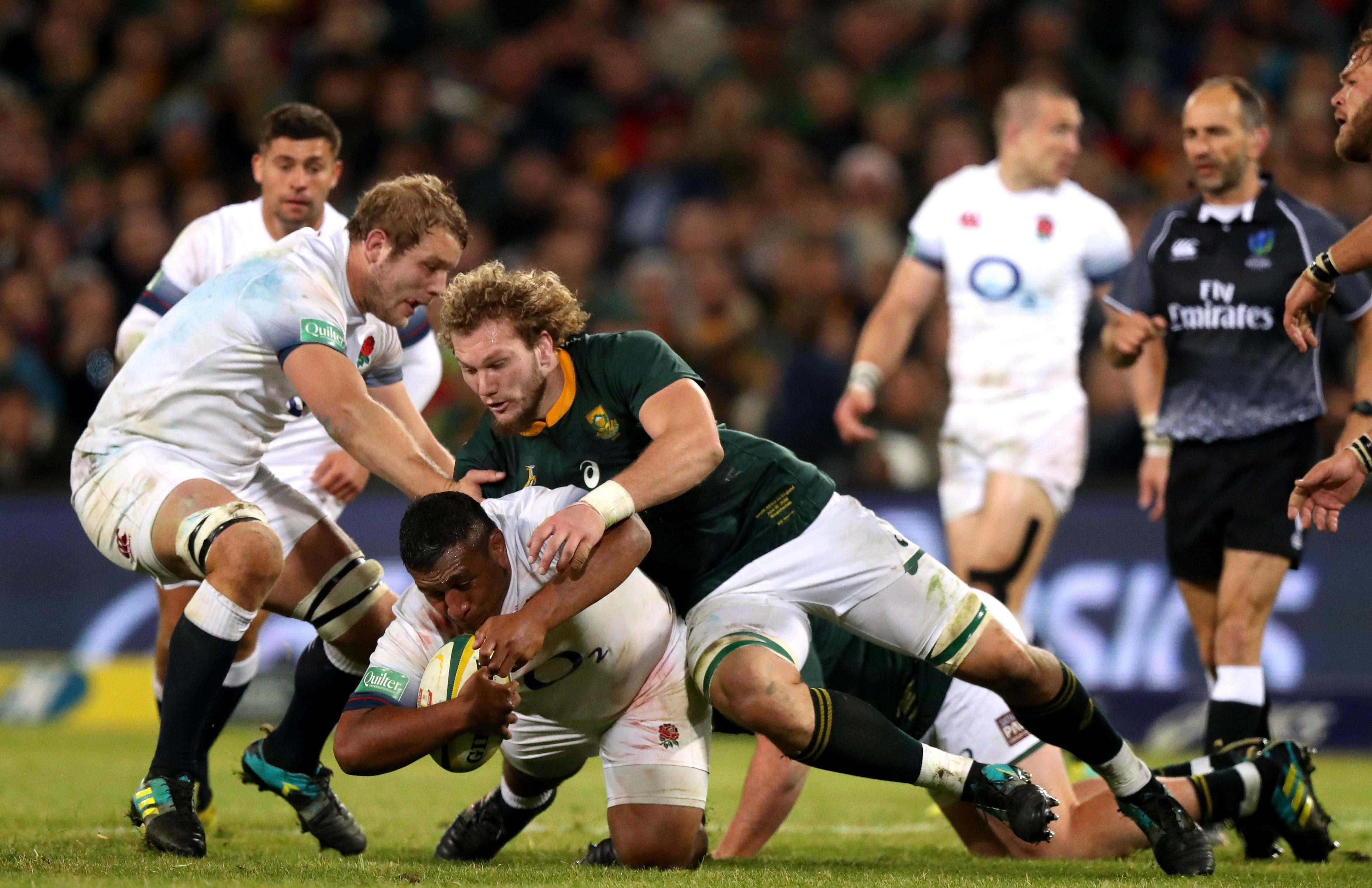 England will need to pull their socks off to break their South African curse