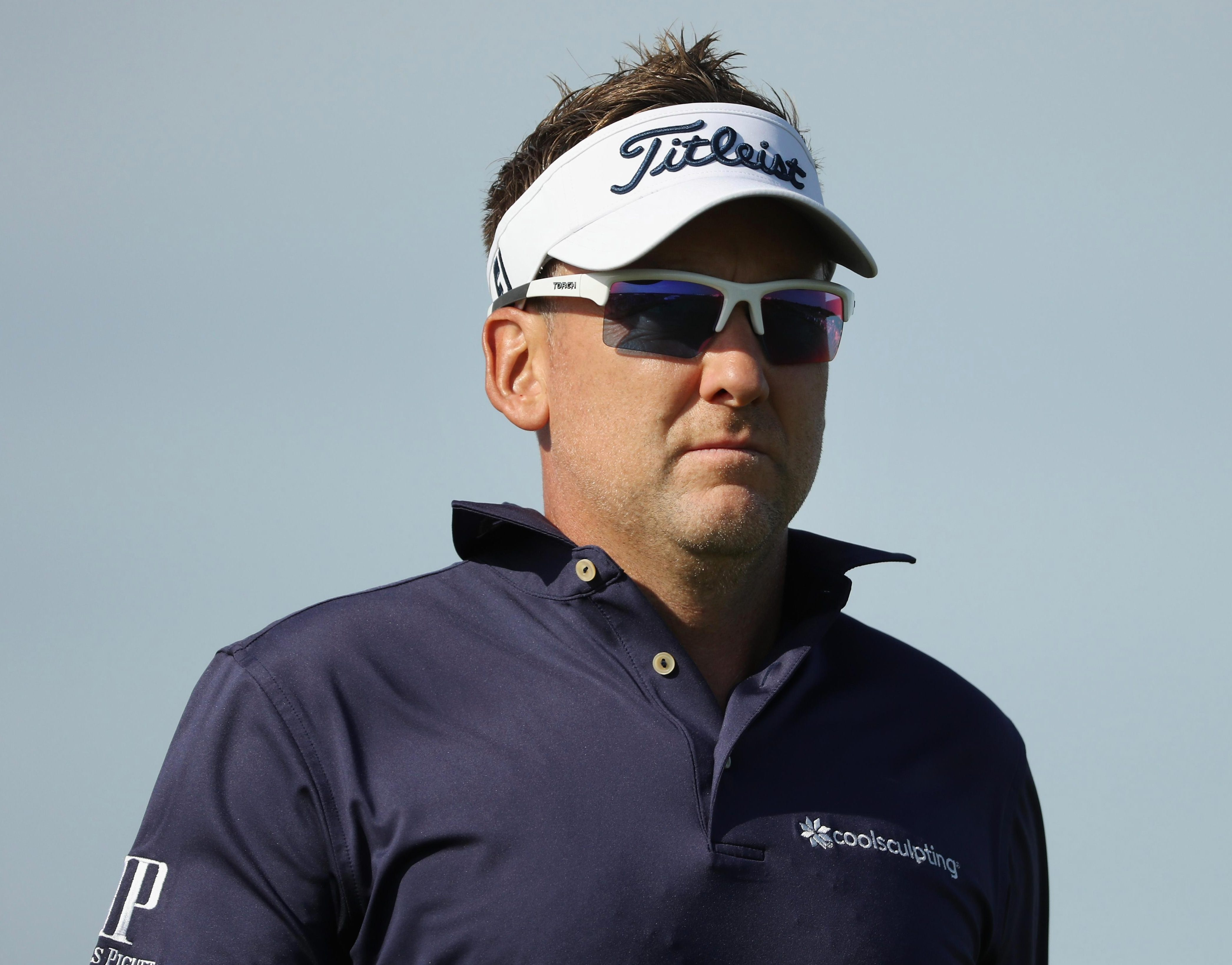 Ian Poulter raged at abusive fans and US Open organisers