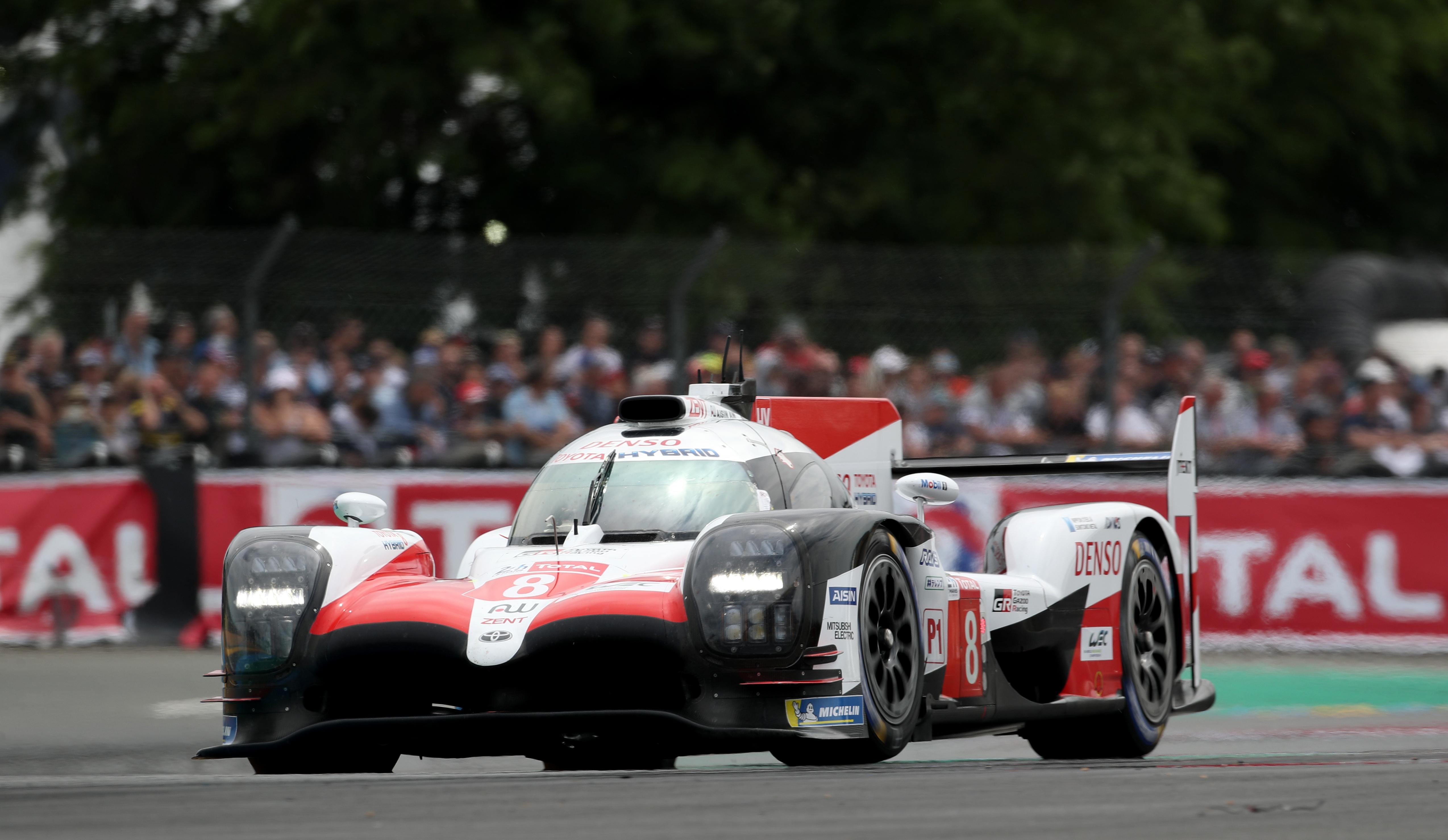 The 24-hour race at Le Mans has its 2018 winner