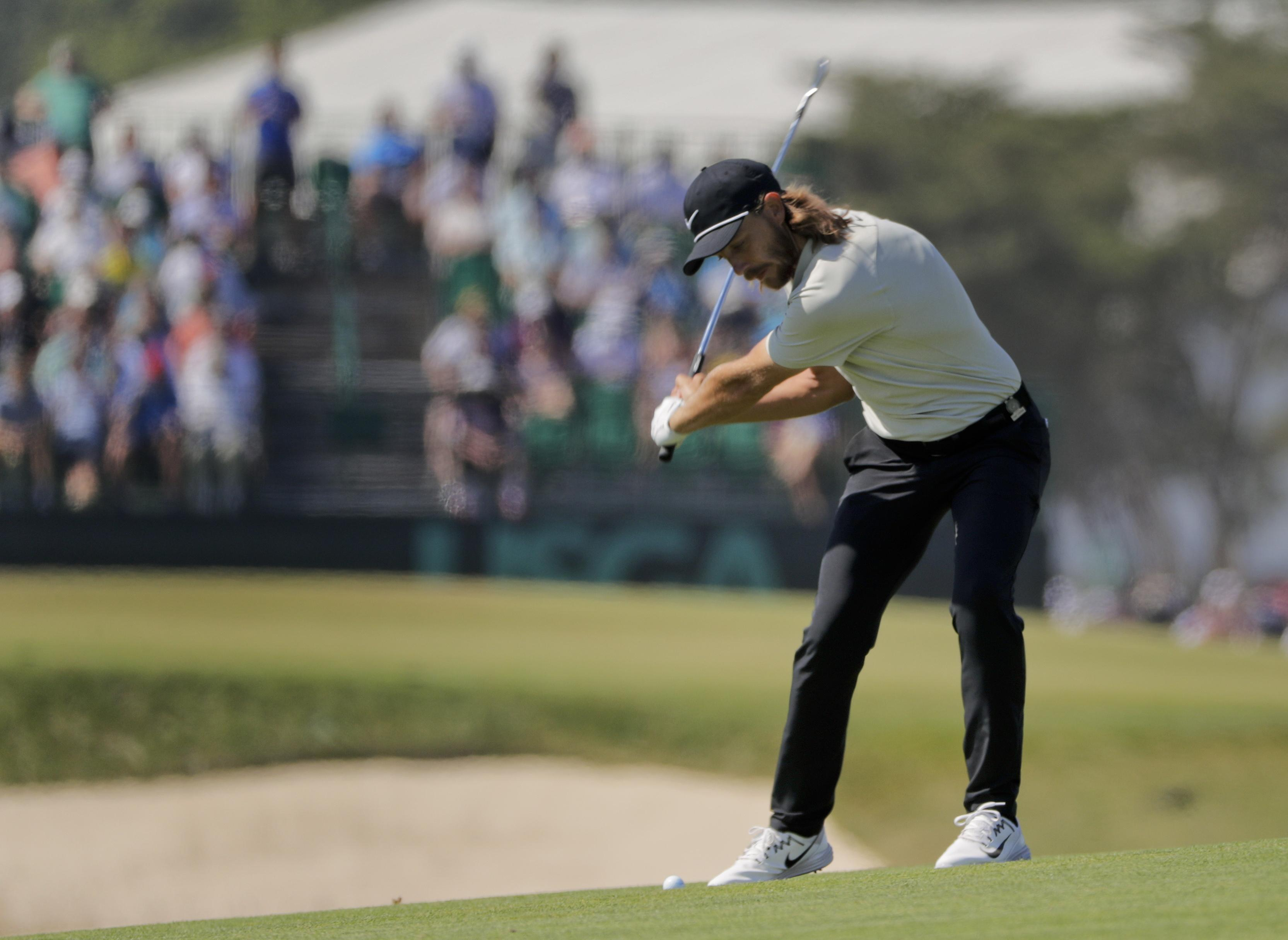 Tommy Fleetwood fell one shot short despite his stunning final round