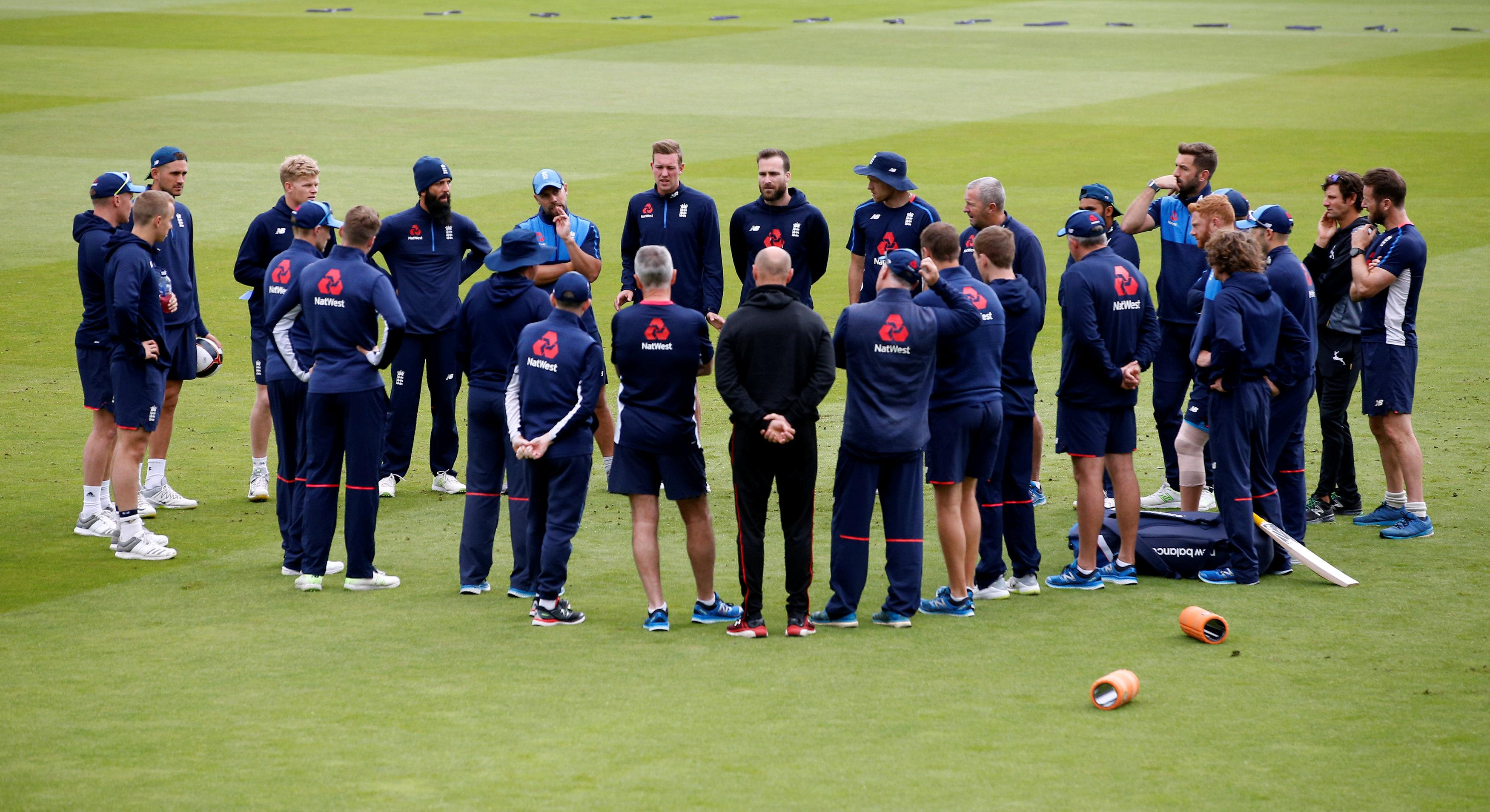 England can seal a series with with two matches to spare on Tuesday