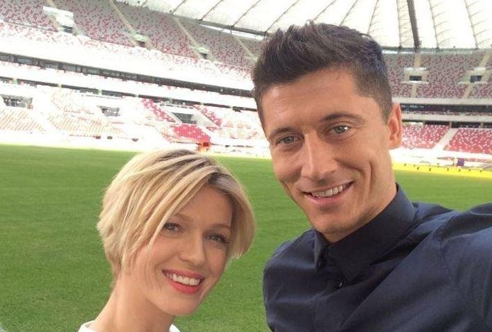 In a candid interview, Robert Lewandowski opened up about his father to Polish TV presenter Magda Molek