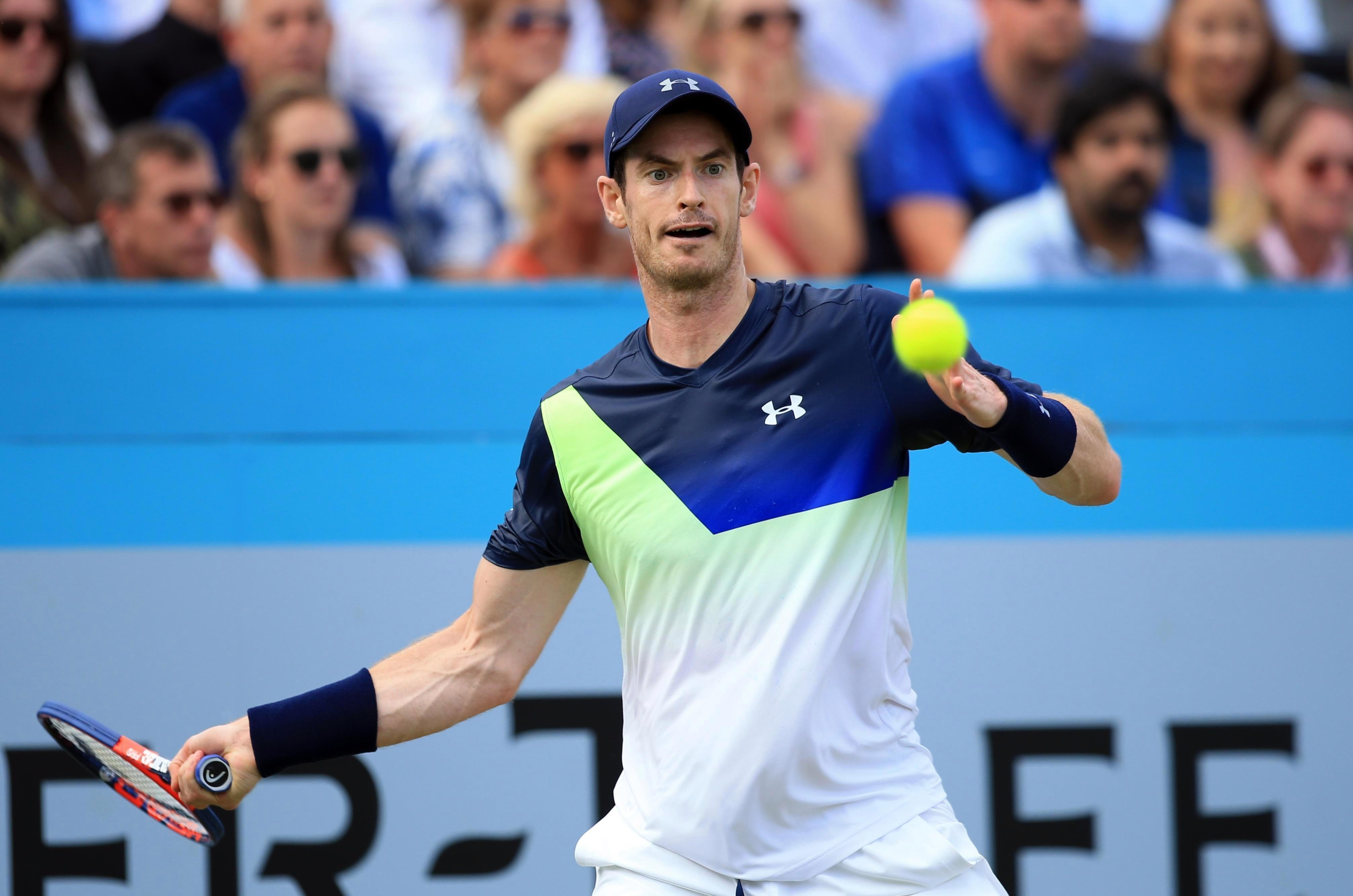 Andy Murray returned to action earlier this week at the Queen's Club Championships, after almost a year out with injury