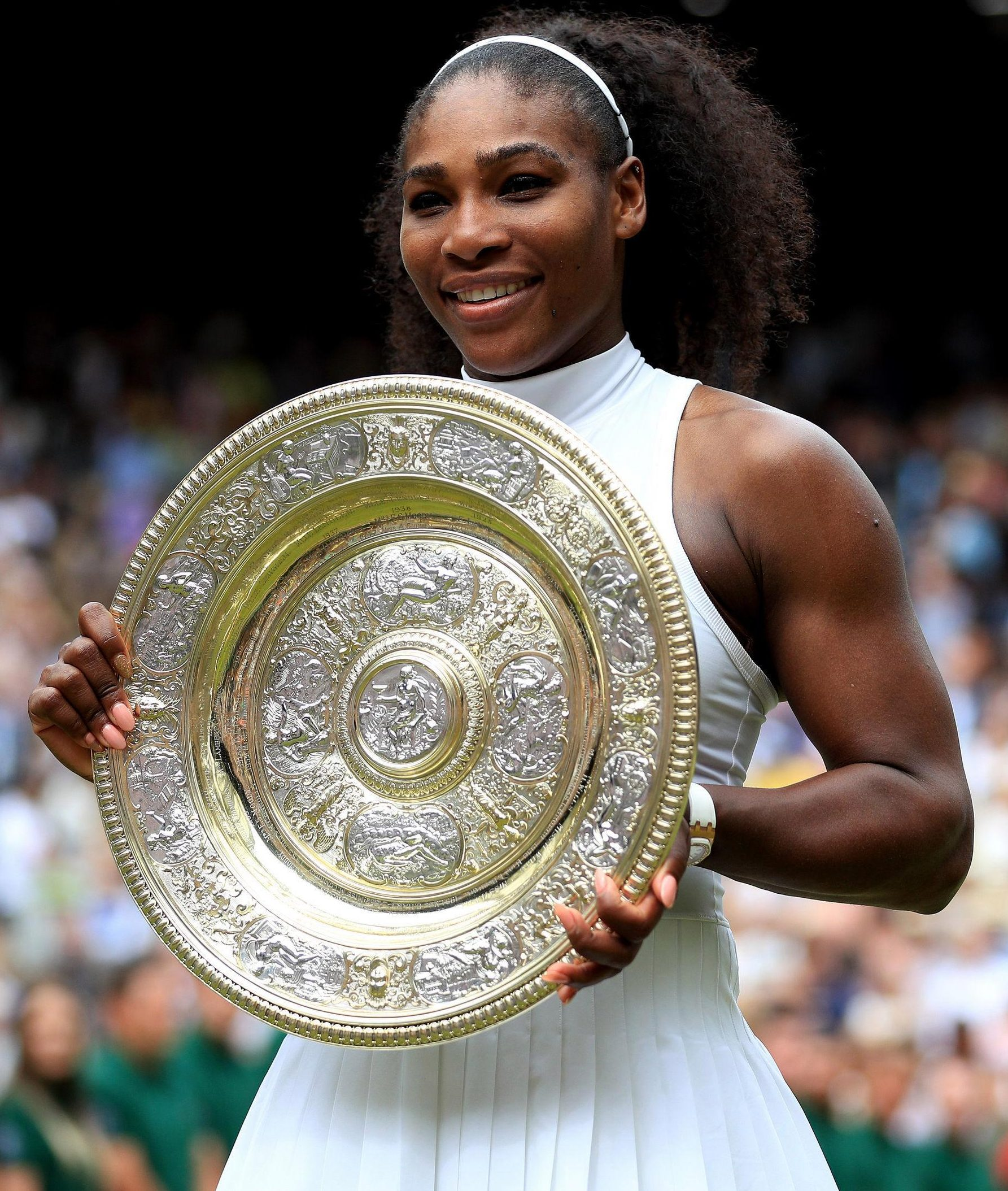 Seven-time champions and new mum Serena Williams is expected to grace SW19