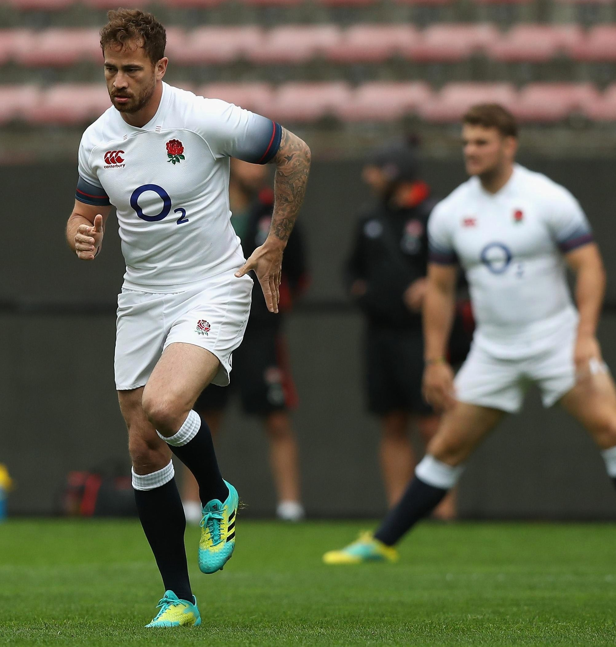 Danny Cipriani is fired back for his long-awaited Red Rose return vs the Boks