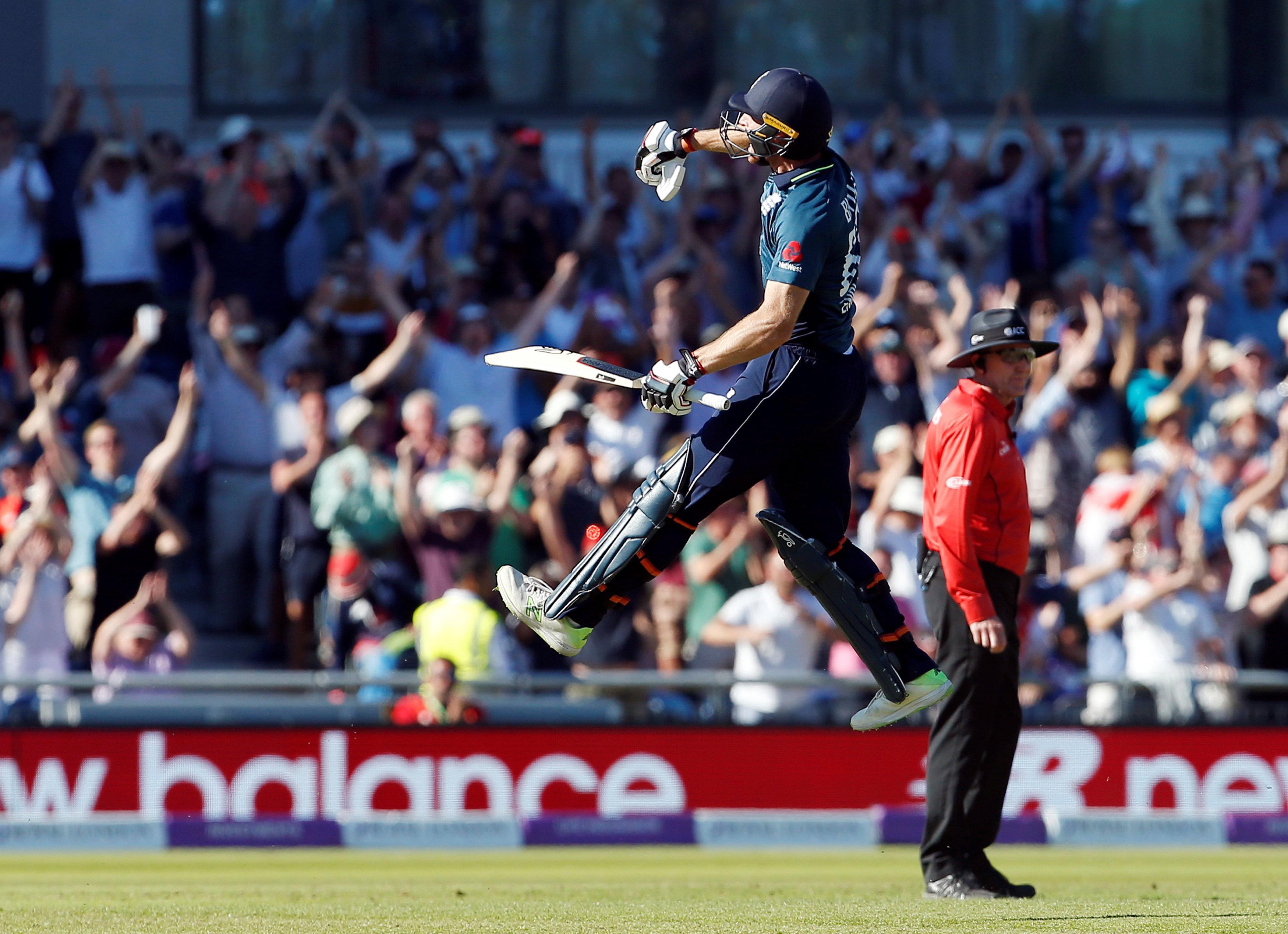 Buttler's thrilling knock led England past Australia yet again