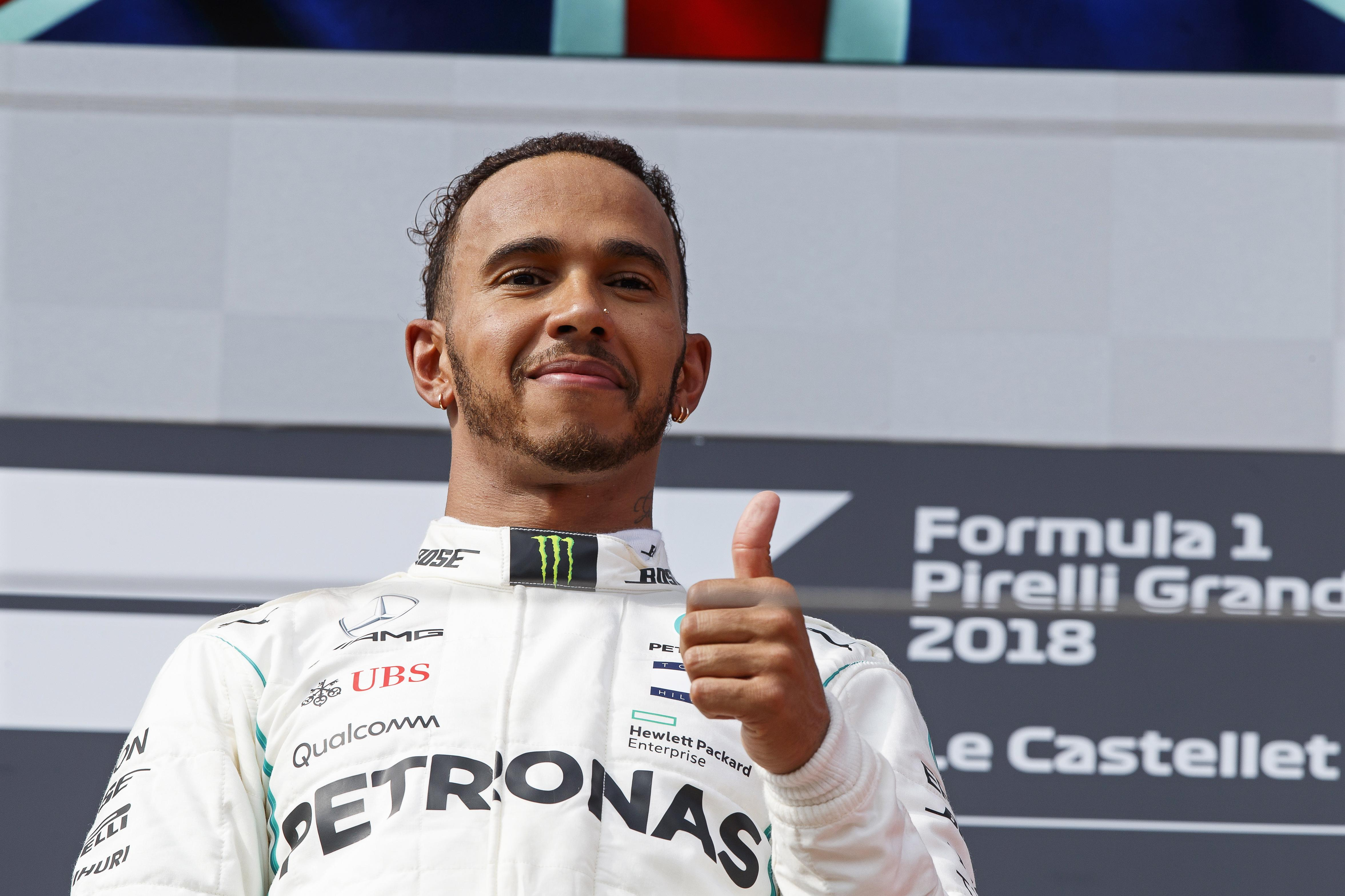 Lewis Hamilton has agreed new deal with Mercedes