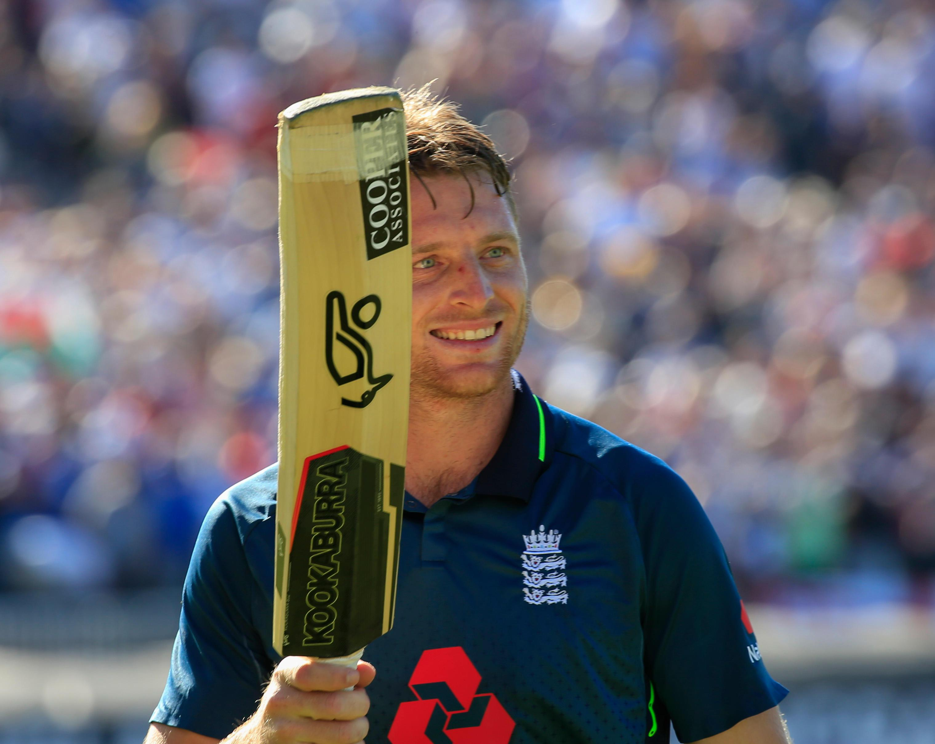Jos Buttler was the hero with a great one-day innings against Australia