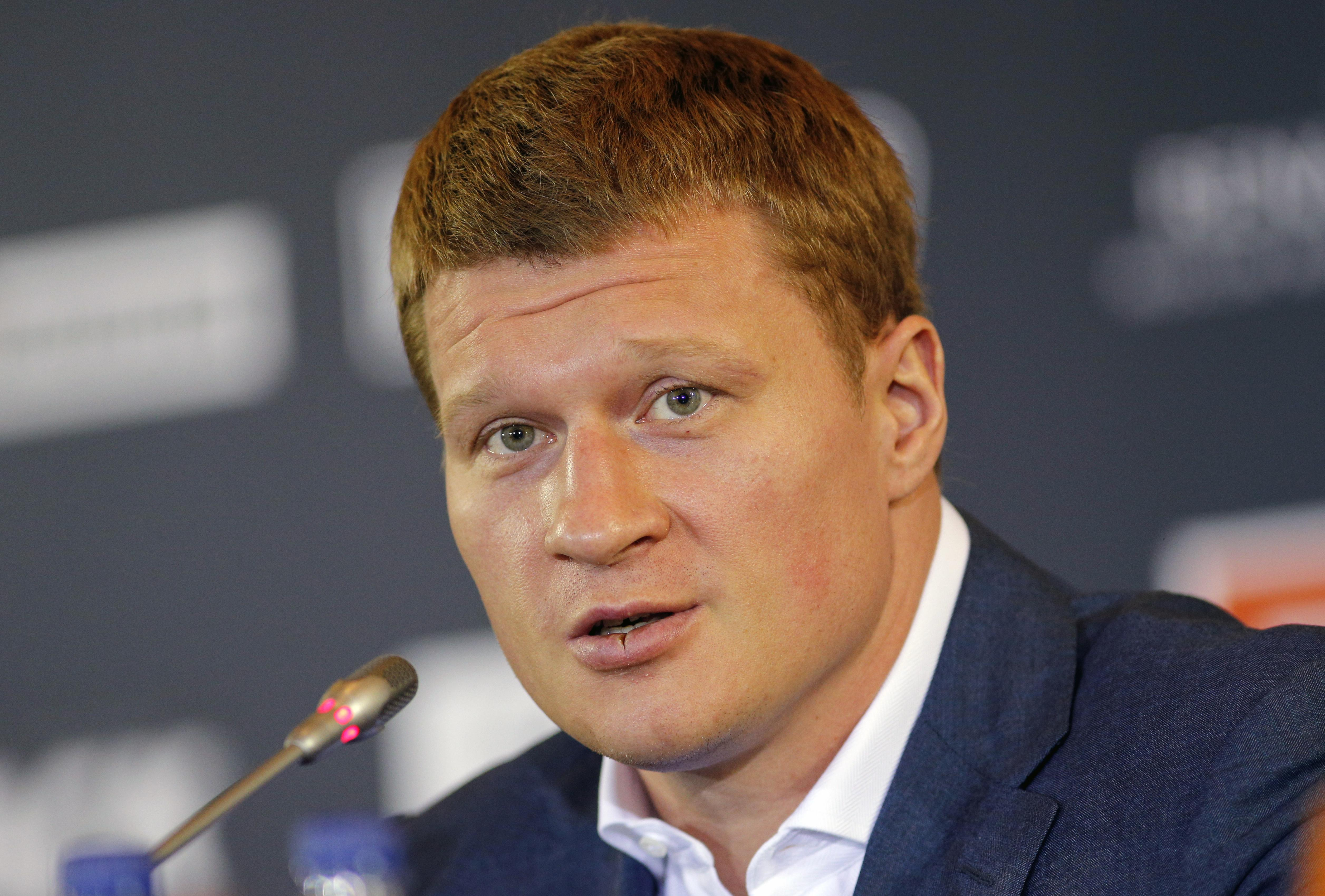 Alexander Povetkin is set to be Anthony Joshua's next opponent with the WBA title on the line