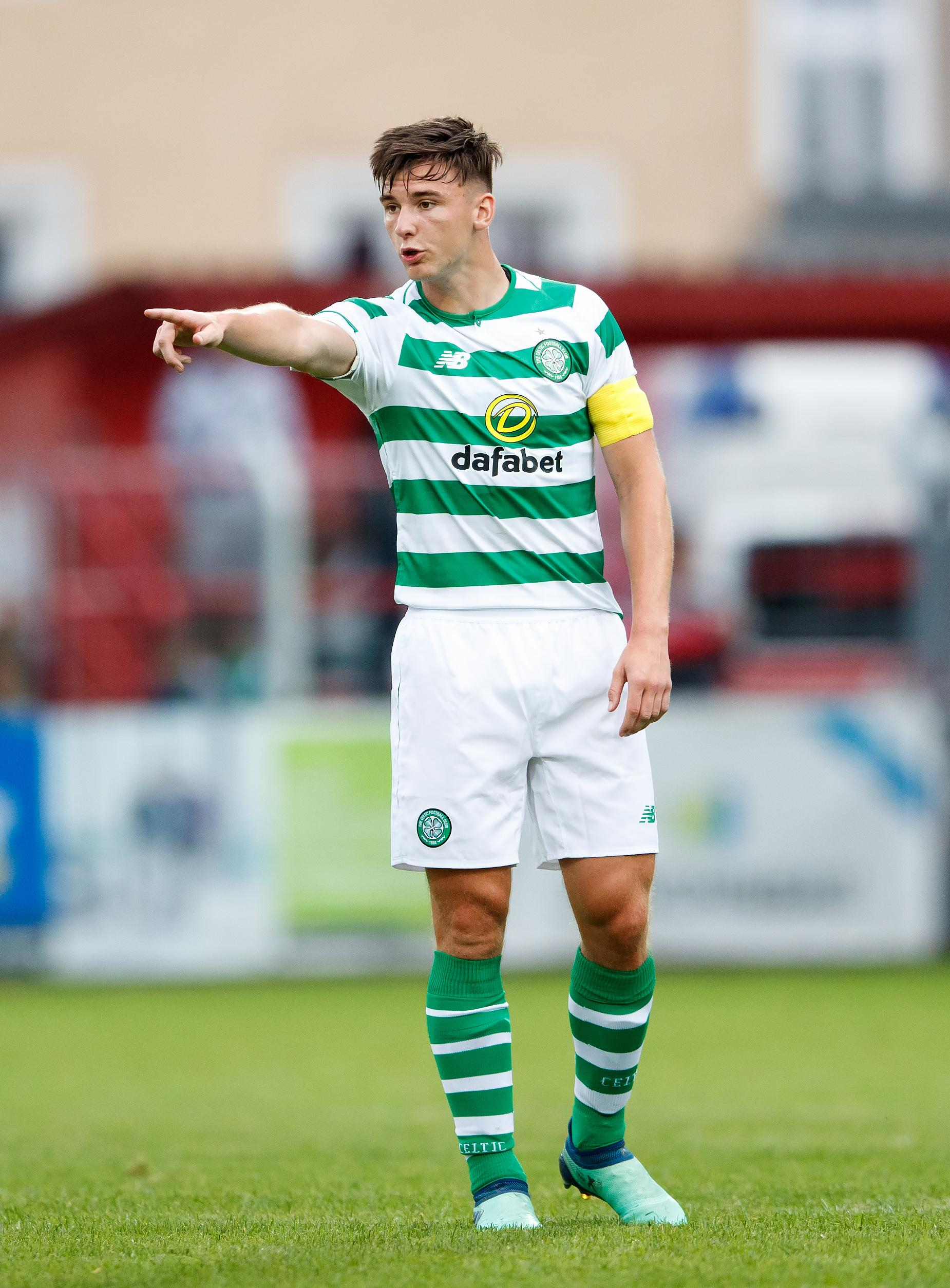 Everton are ready to make their move for Kieran Tierney