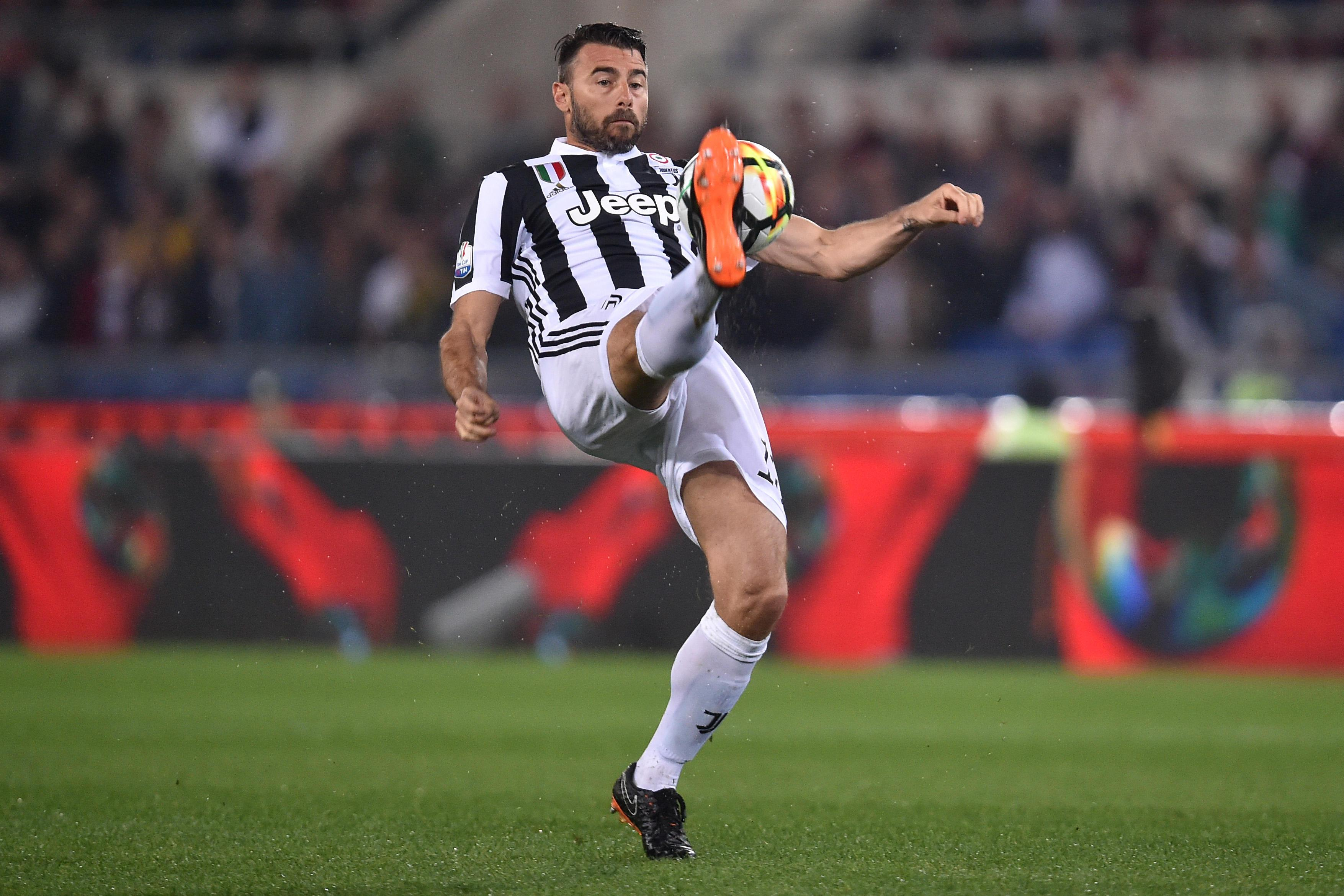 Barzagli left Wolfsburg to sign for Juventus in 2011