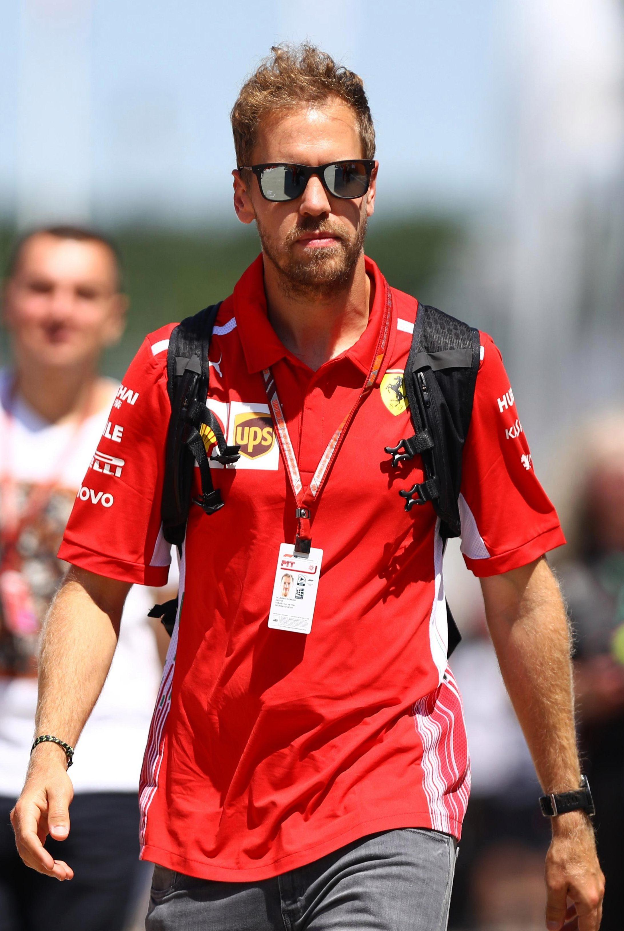 Sebastian Vettel wants to race fairly alongside Hamilton