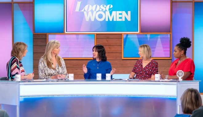 Loose Women has been cancelled today