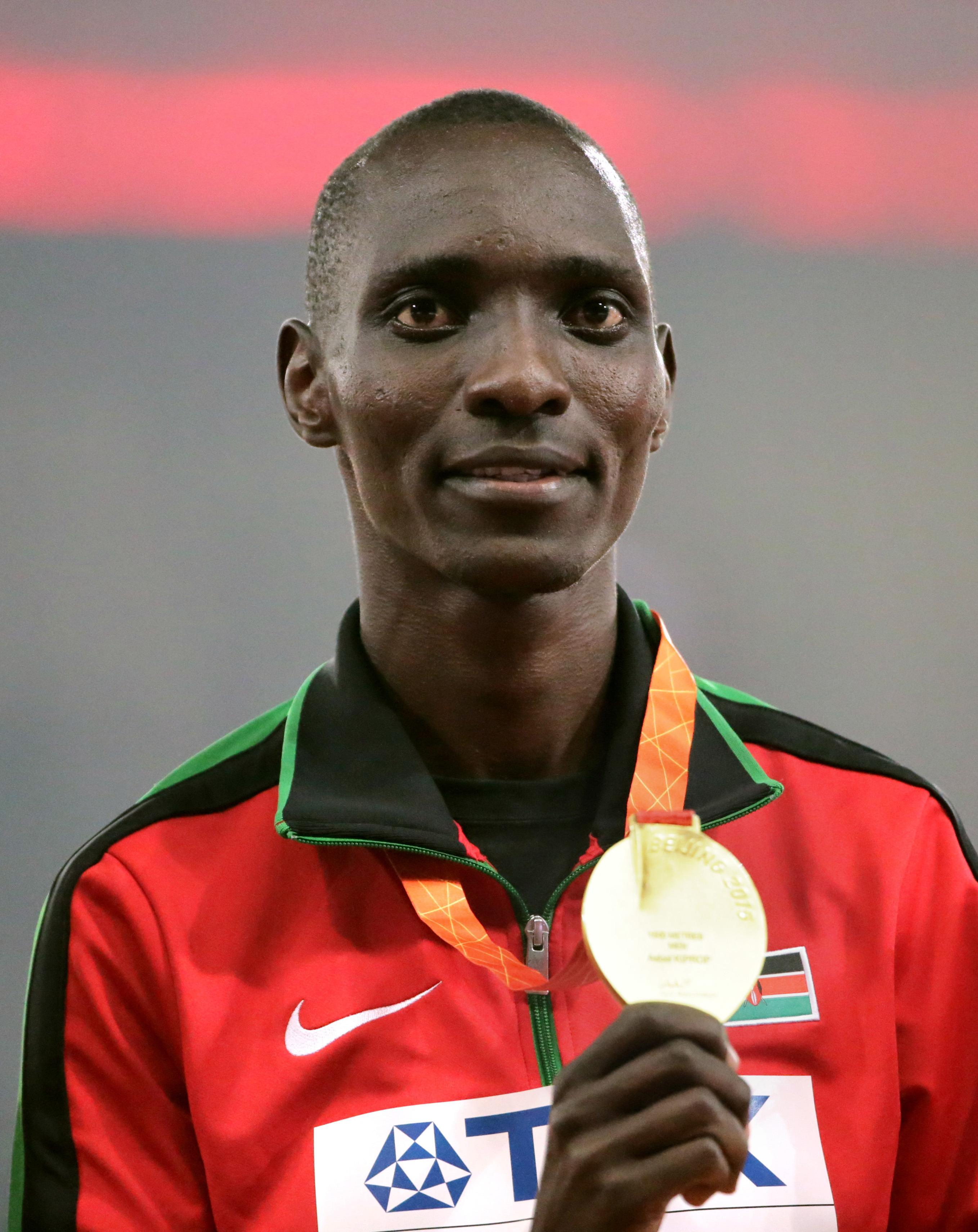 Asbel Kiprop revealed he paid drug testers because he thought the money was for tea or fuel