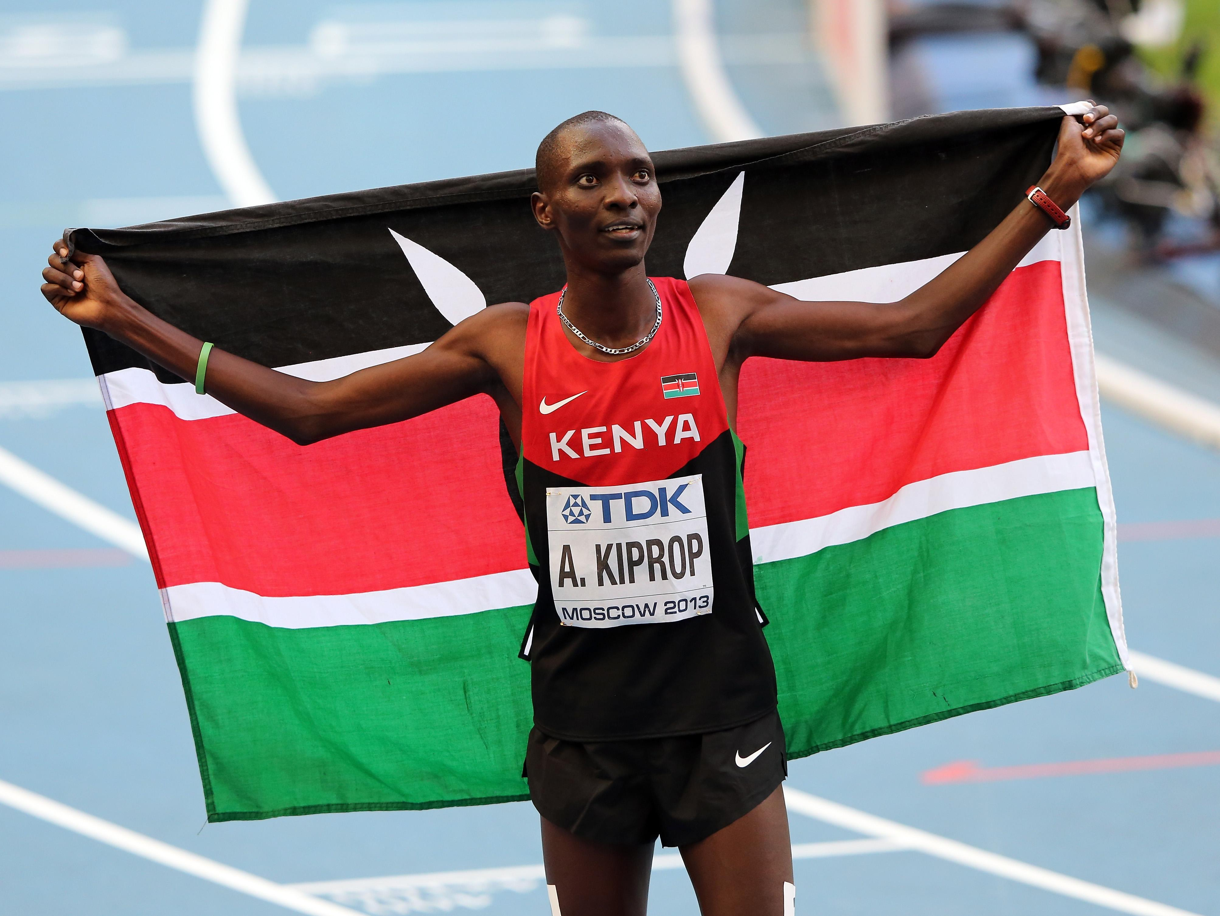 The Kenyan also revealed he was forewarned ahead of his drugs test