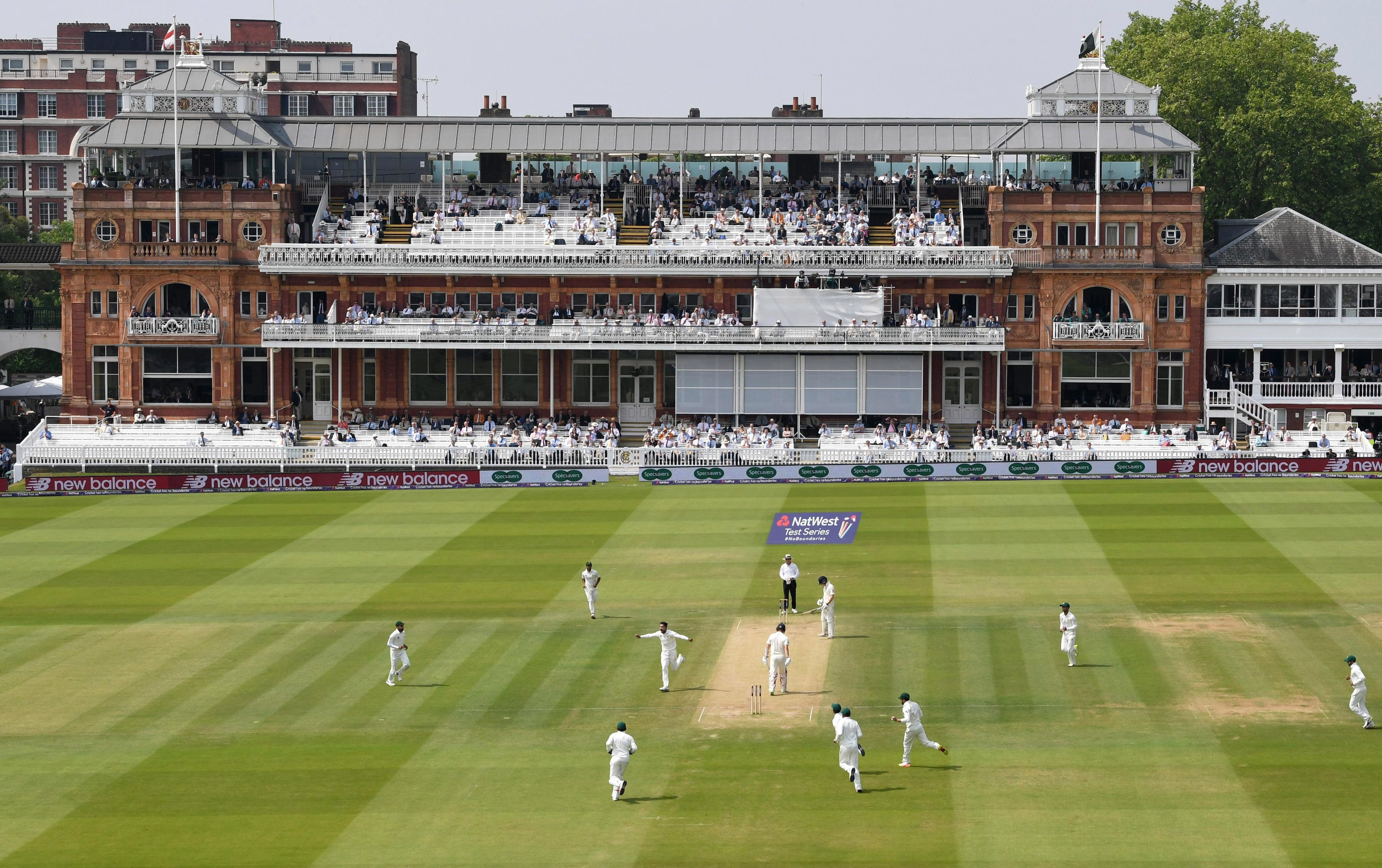 Lord's could play host to a four-day Test between England and Ireland next July
