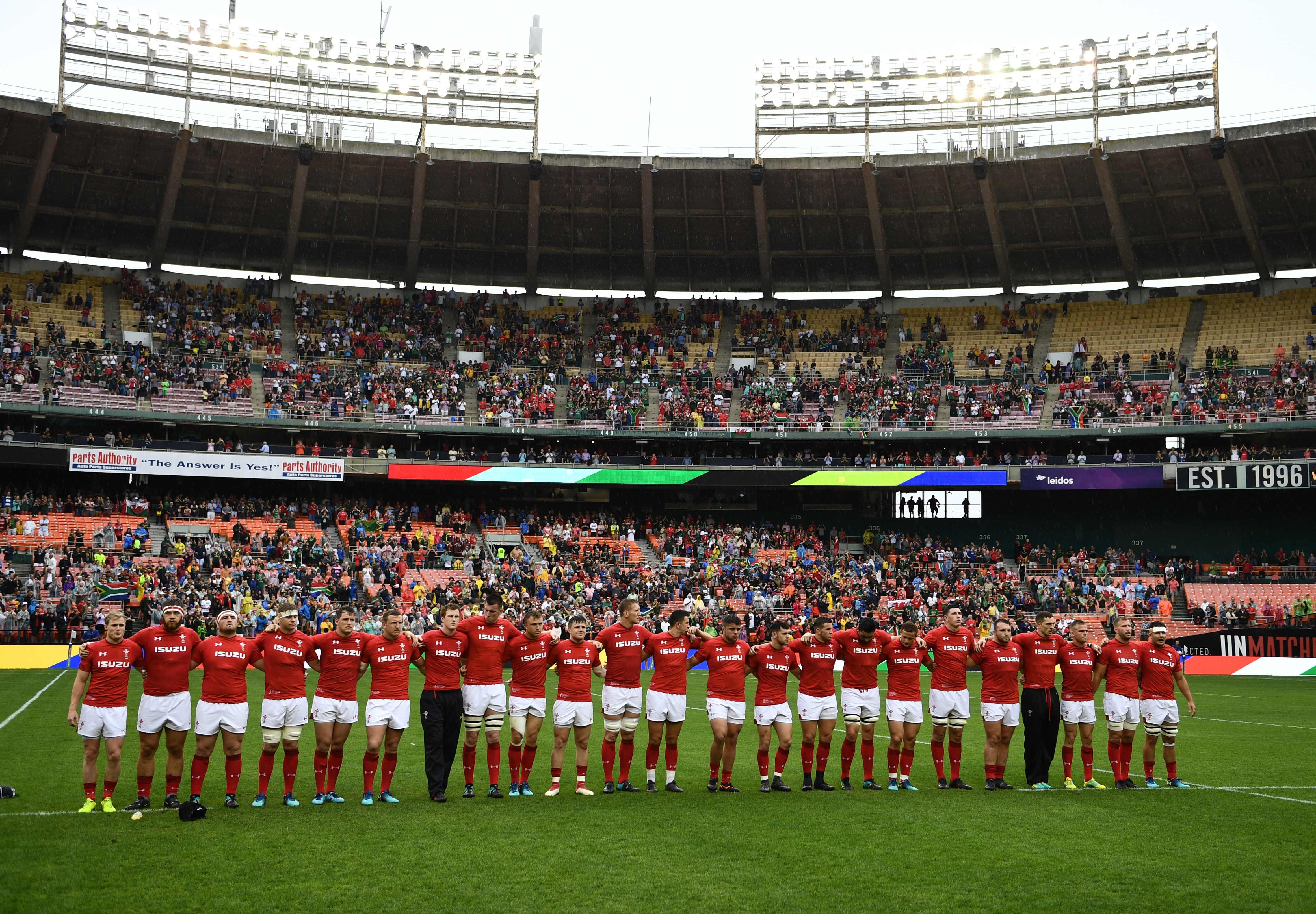 Wales beat South Africa for the first time away from Cardiff at the RFK Stadium in Washington DC
