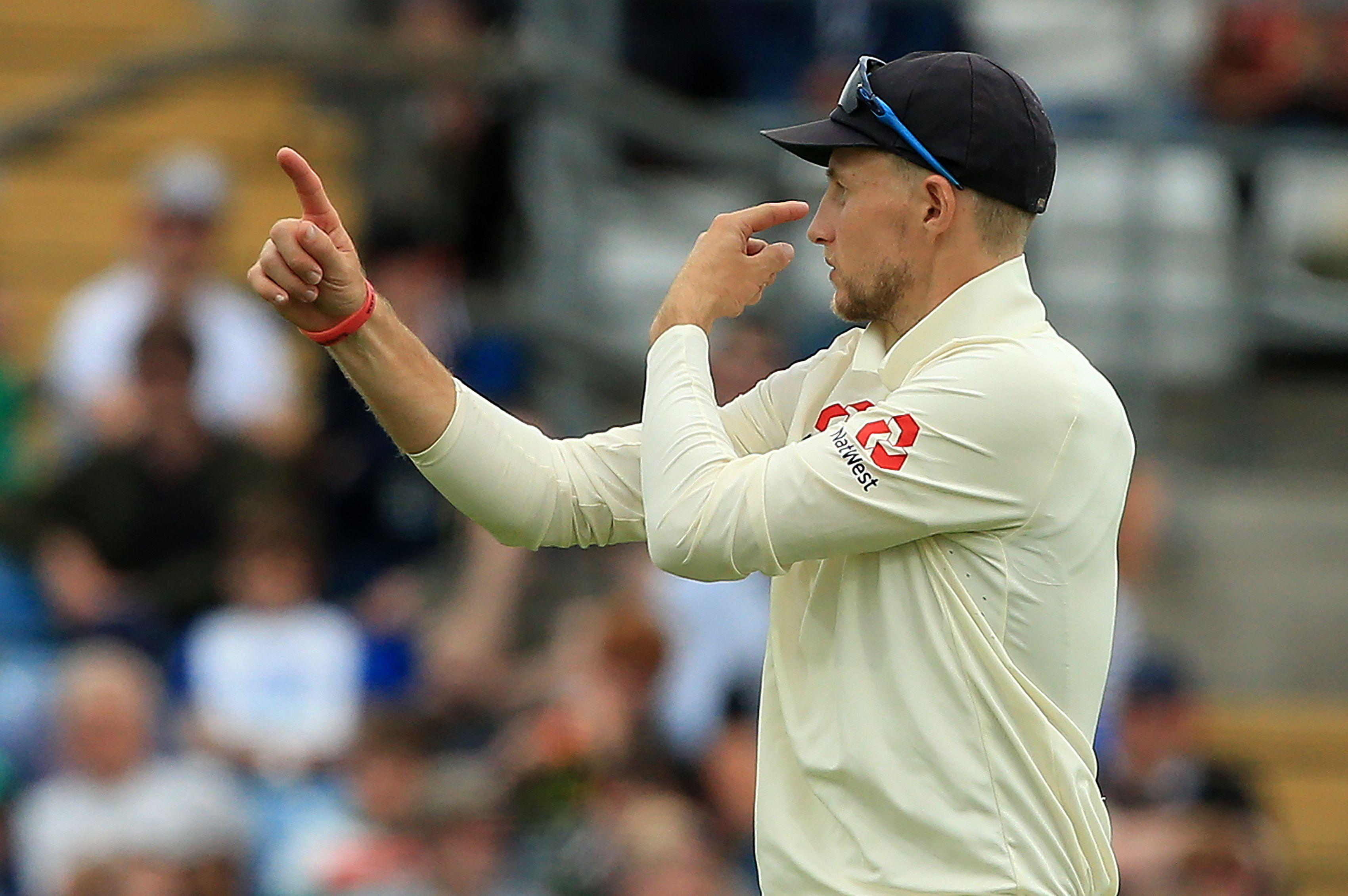 Root watched Stuart Broad and James Anderson hush critics