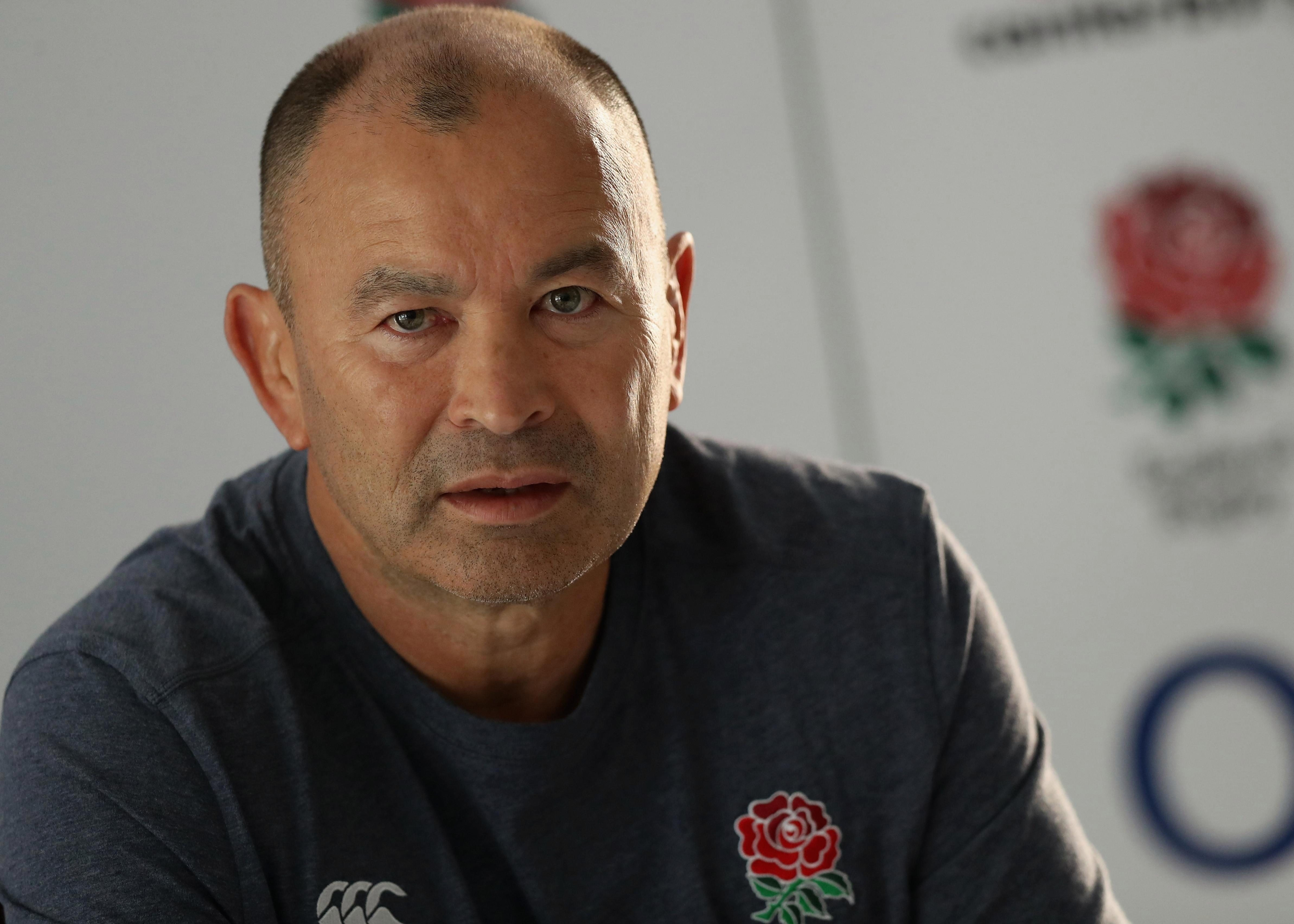 Eddie Jones has been in no mood to make friends on England's tour of South Africa