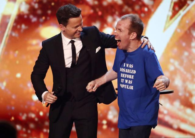 Lost Voice Guy won Britain's Got Talent 2018