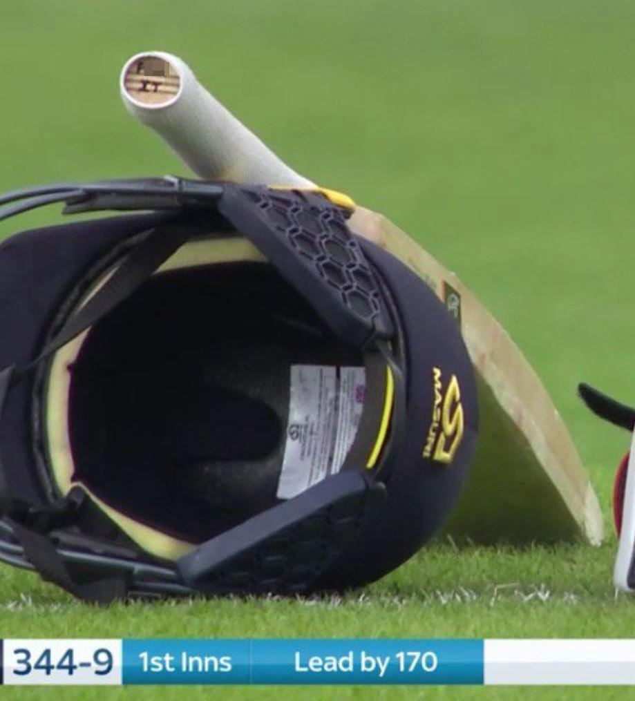 Sky Sports accidentally beamed Jos Buttler's x-rated message to the world