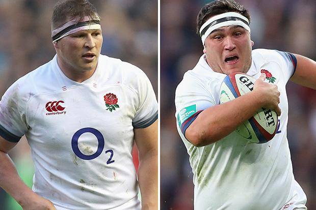 Eddie Jones didn't expect to have to rely on skipper Dylan Hartley so much with Jamie George on the scene