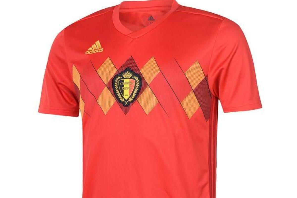 sports shoes 7a0ce c7f0a The cheapest place to buy Belgium's World Cup 2018 kit