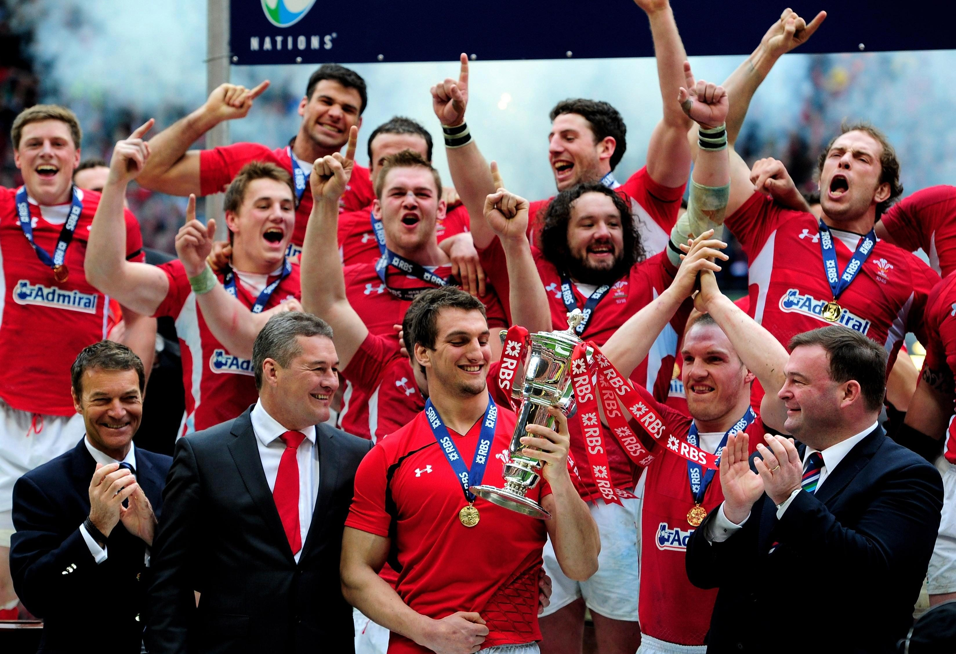 Warburton made amends as he captained Wales to the Six Nations Grand Slam less than six months after his red card