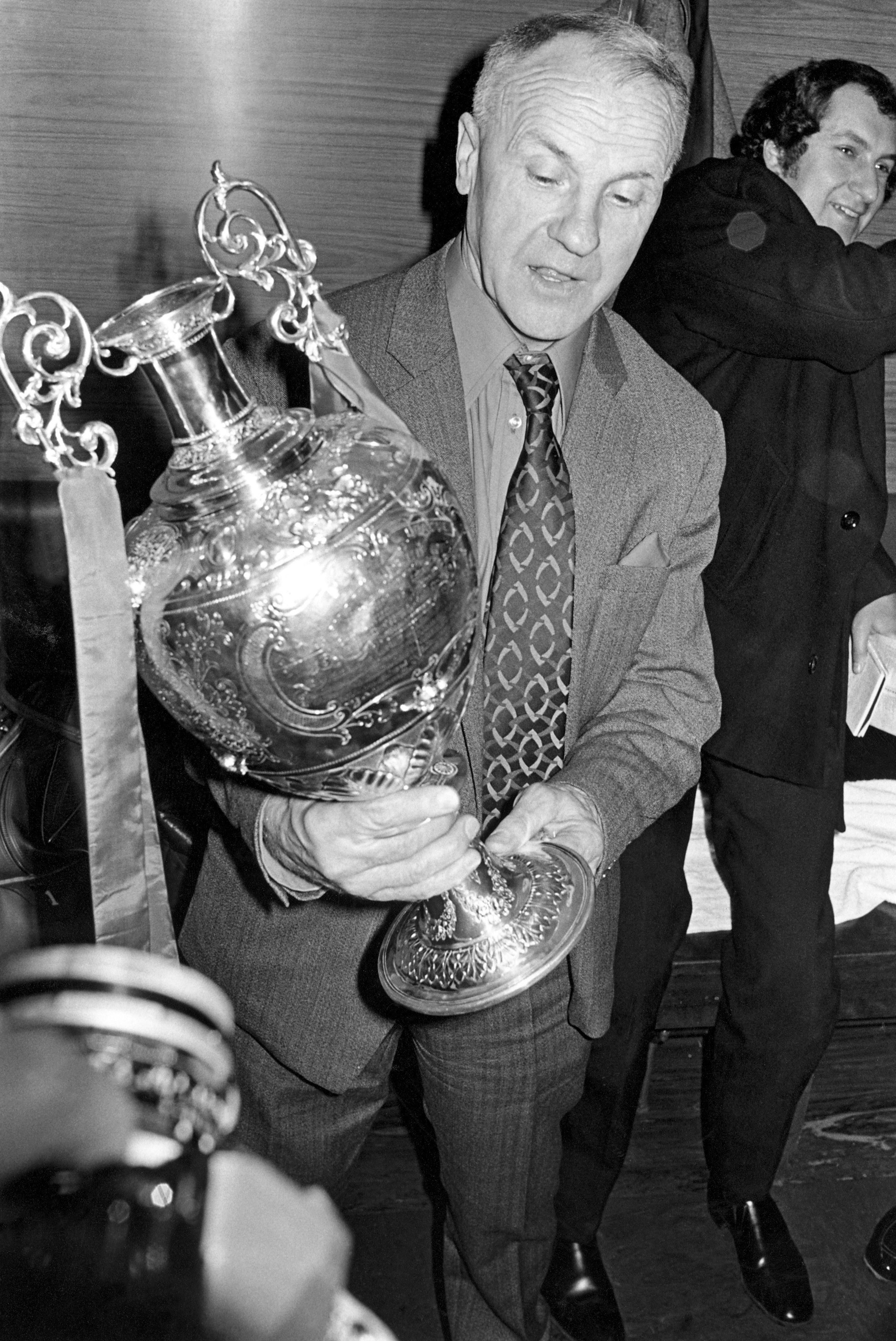 Shankly won the Division One Championship three times