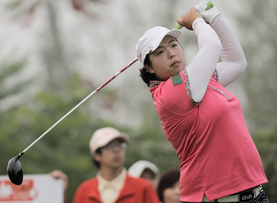Shanshan Feng is expected to launch a stern challenge