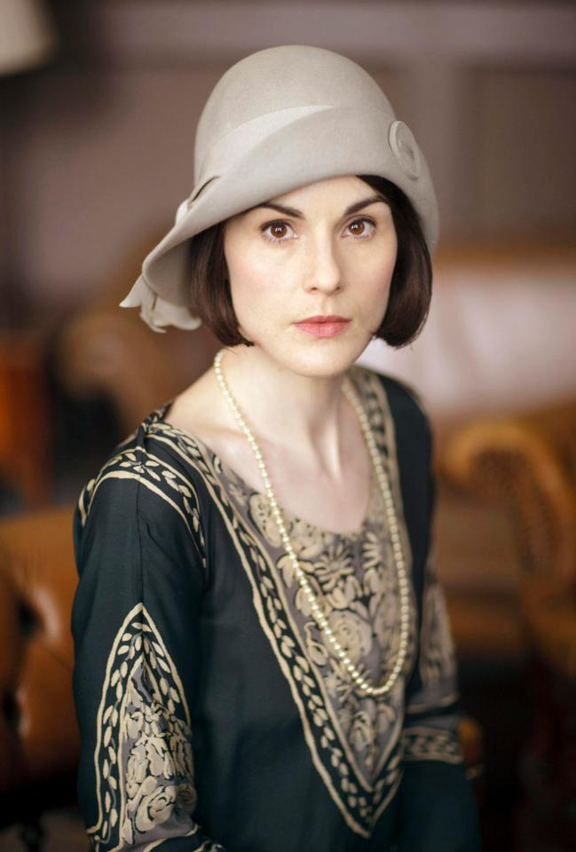Michelle Dockery will reprise her role as Lady Mary for the Downton Abbey movie