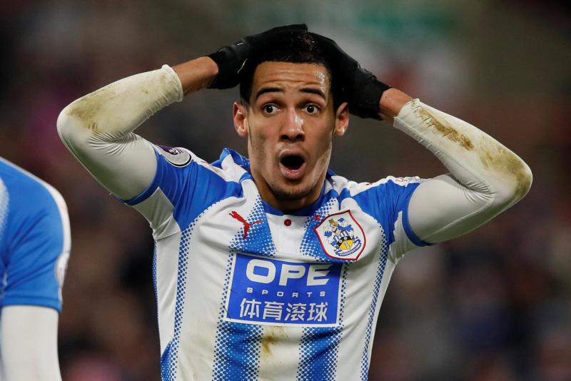 Is Thomas Ince coming towards the end of his Huddersfield career?