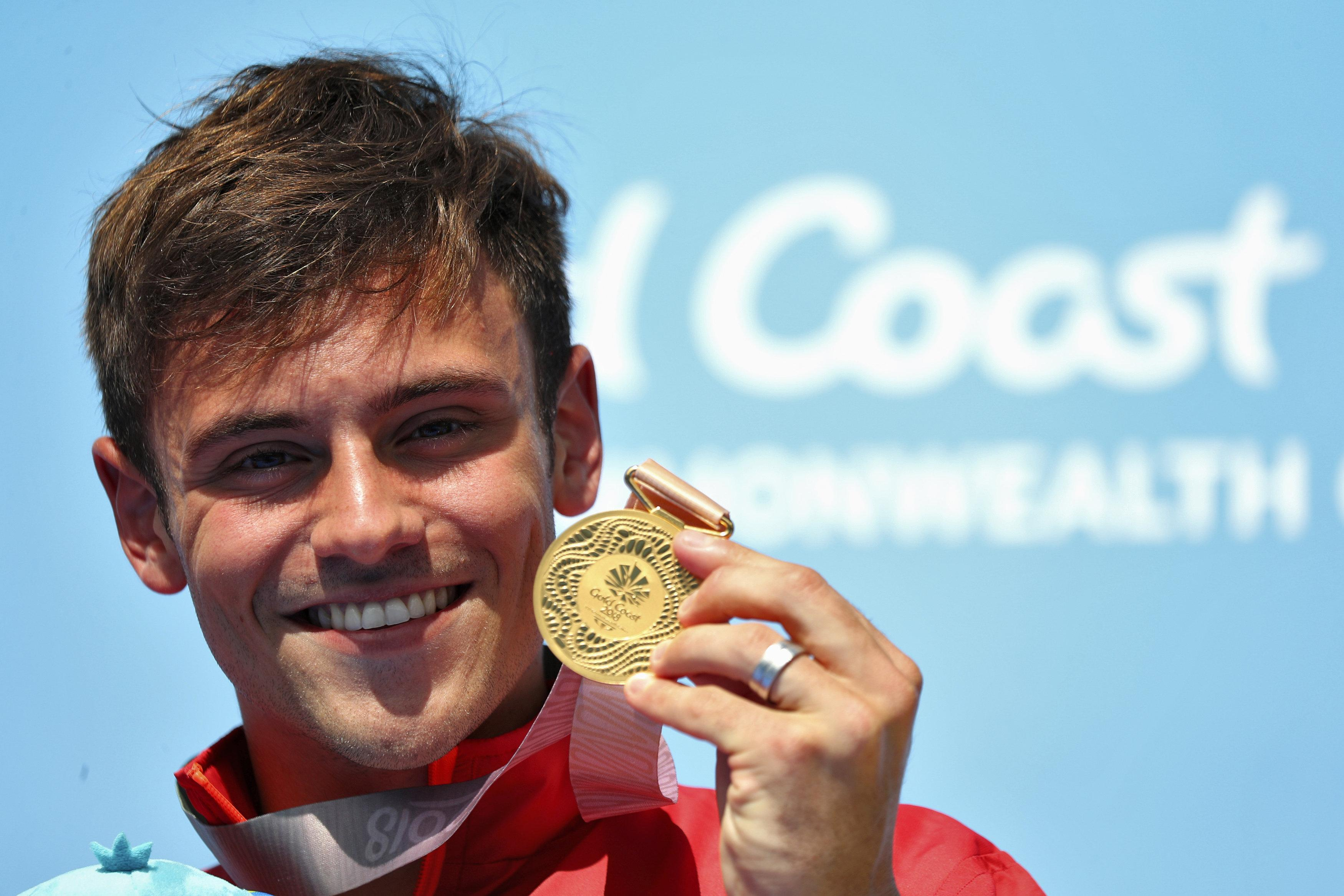 Daley won gold in 2018 at the Commonwealth Games