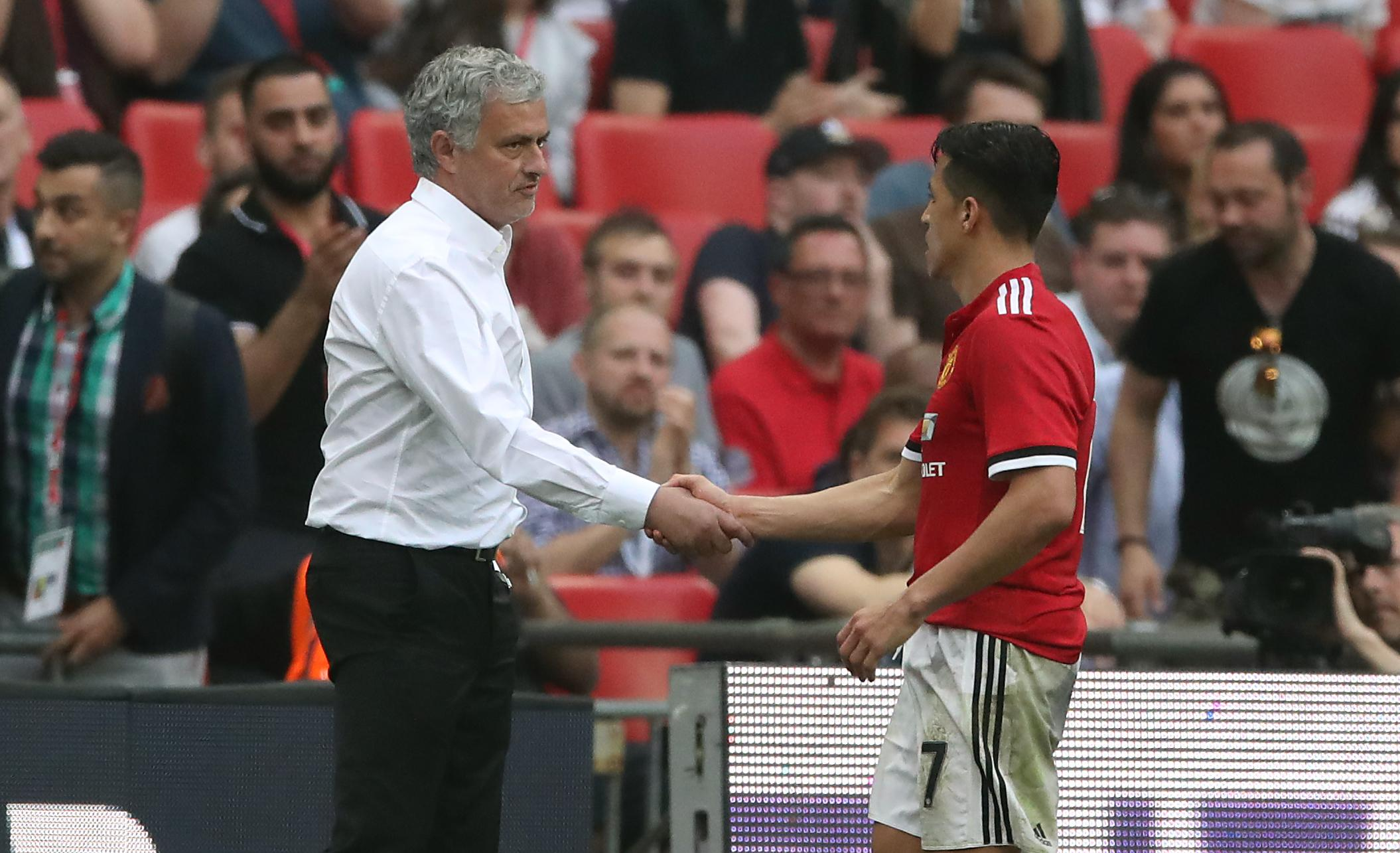 Jose Mourinho needs Alexis Sanchez to rediscover his best form