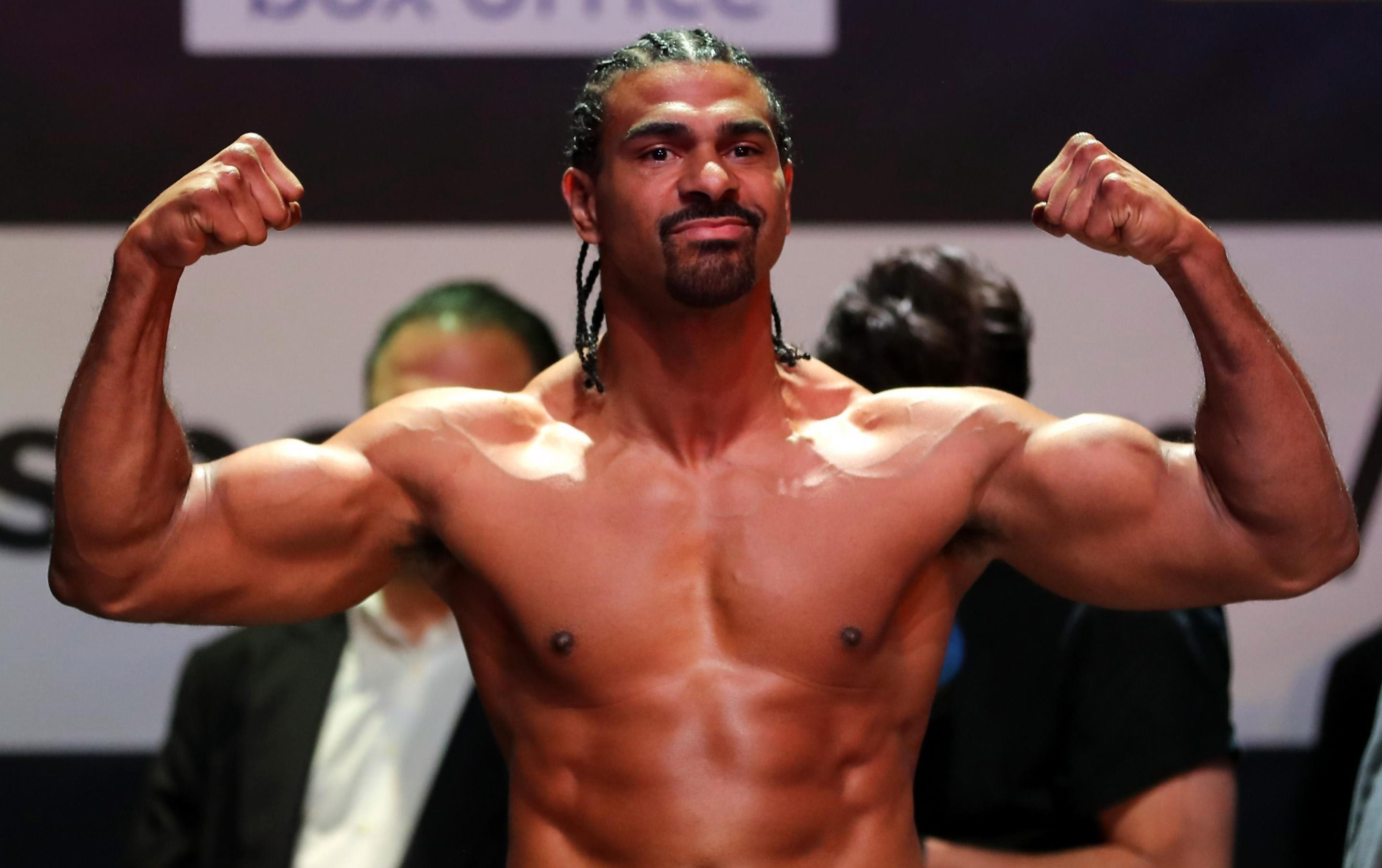 David Haye has urged Dillian Whyte to change his image and land a rematch with Anthony Joshua