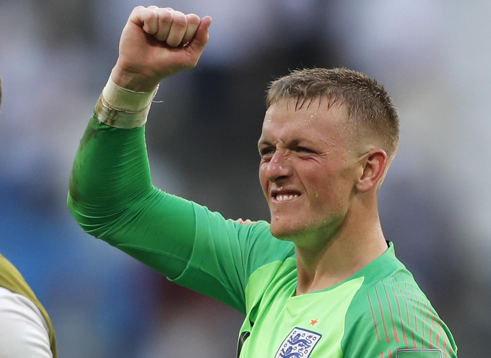 England star Jordan Pickford is a potential target for Bayern Munich