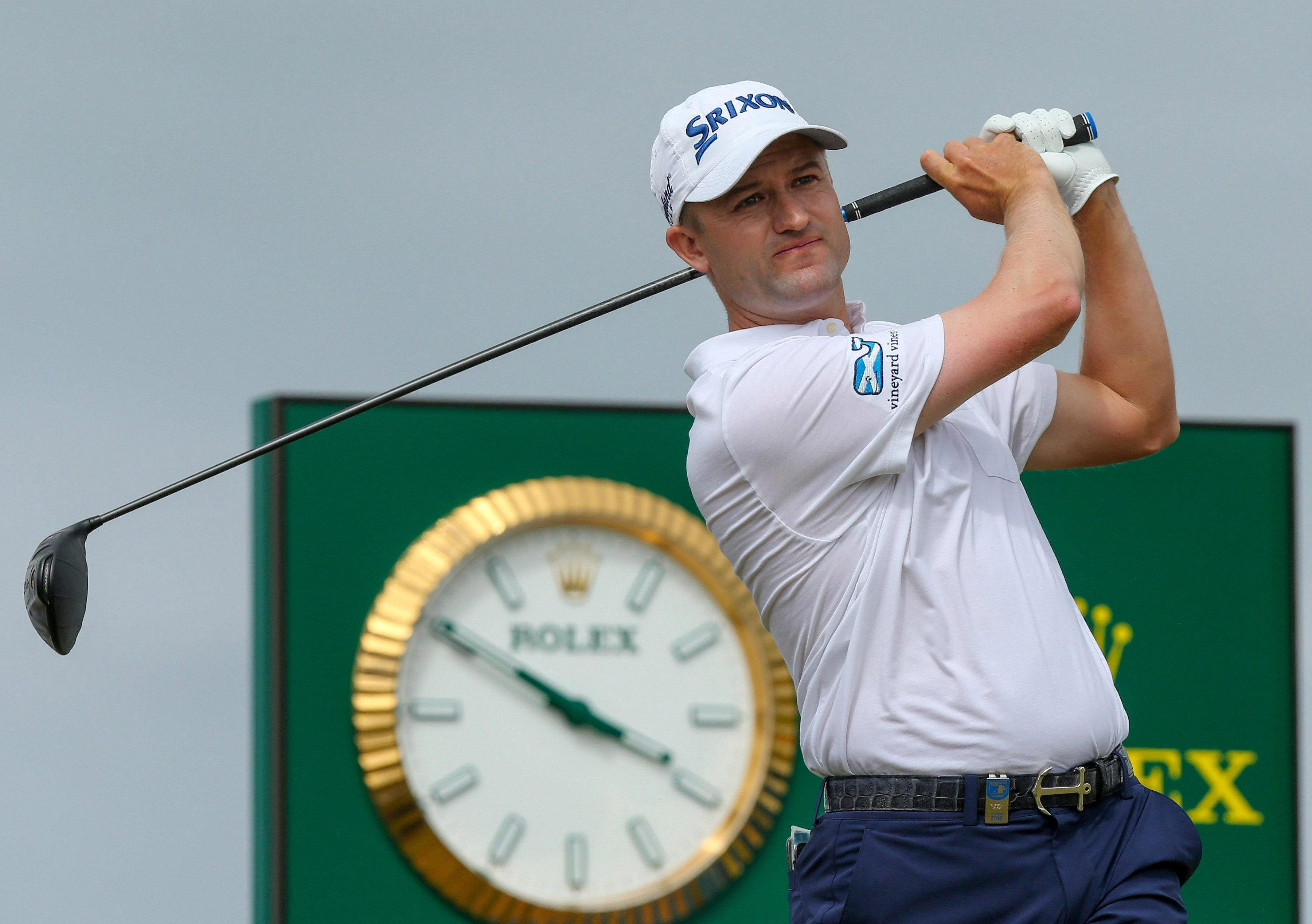 Knox will go into next week's Scottish Open in formidable form